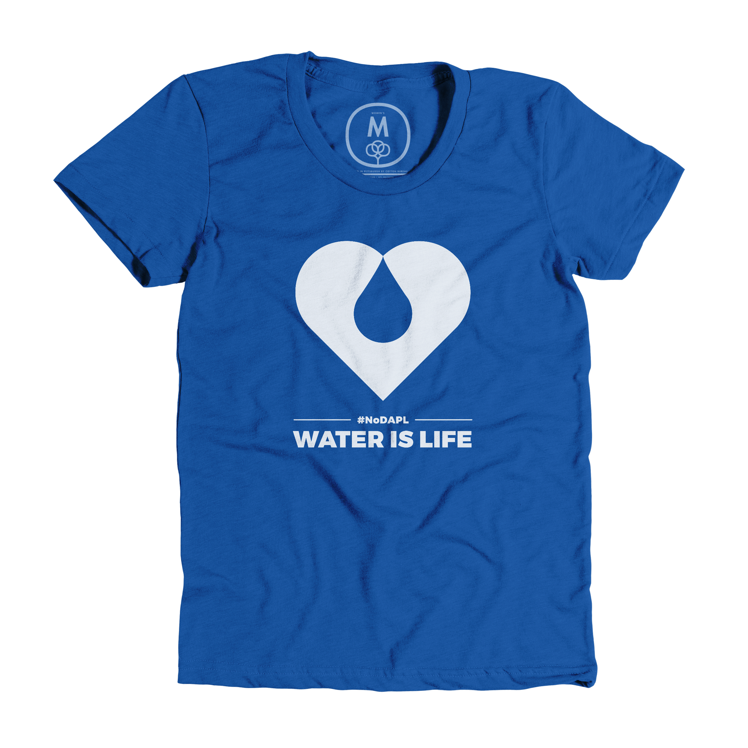 Water Is Life Royal (Women's)