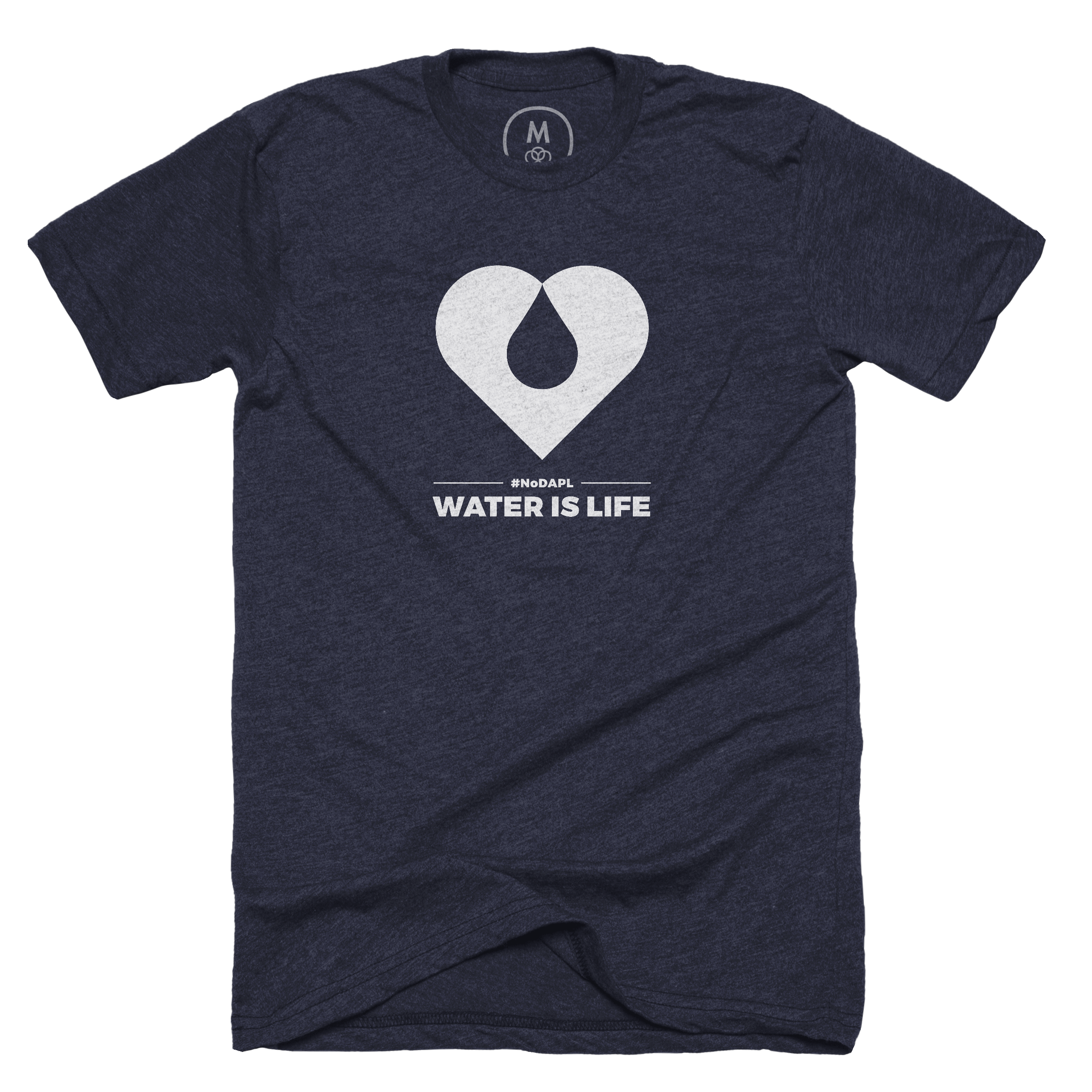 Water Is Life Midnight Blue (Men's)