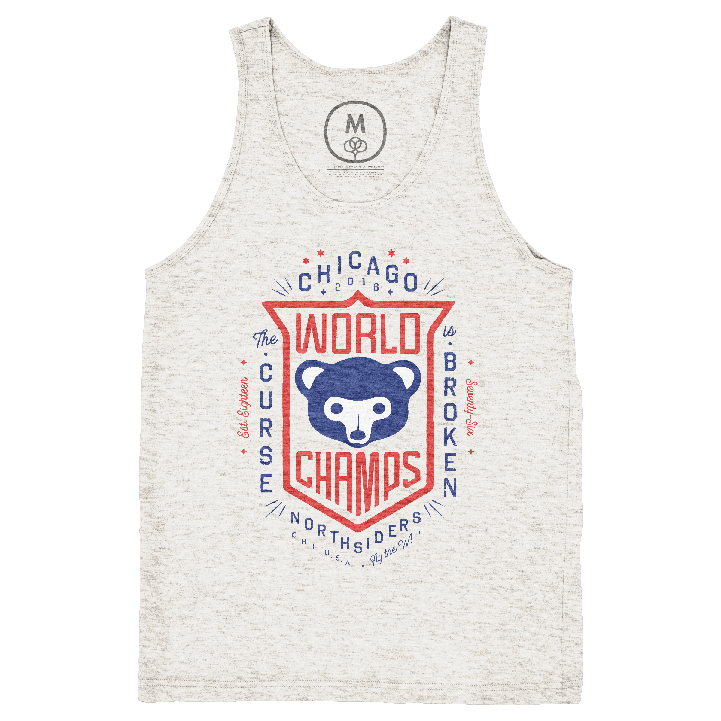 Fly the W Tank Top