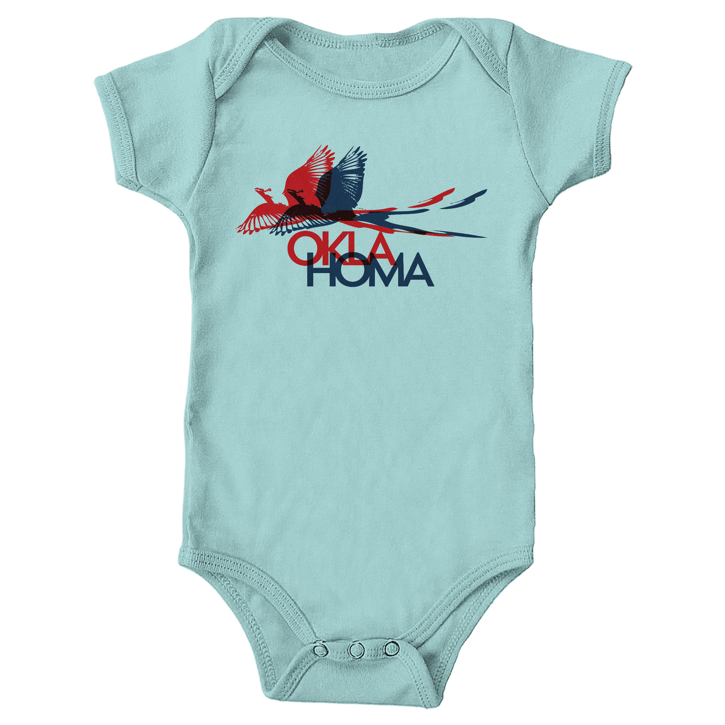 scissor-tailed flycatcher Chill (Onesie)