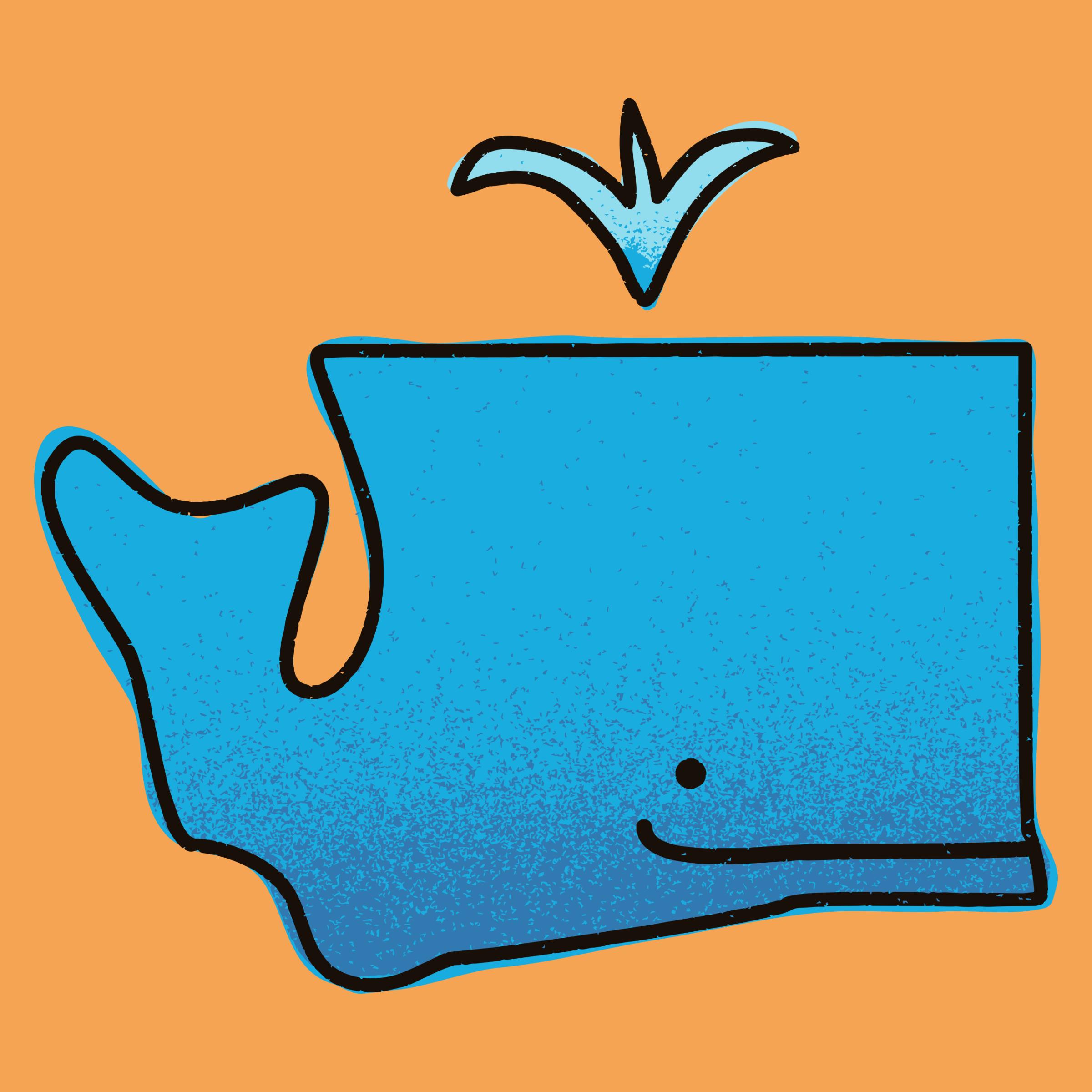 WA Whale Detail