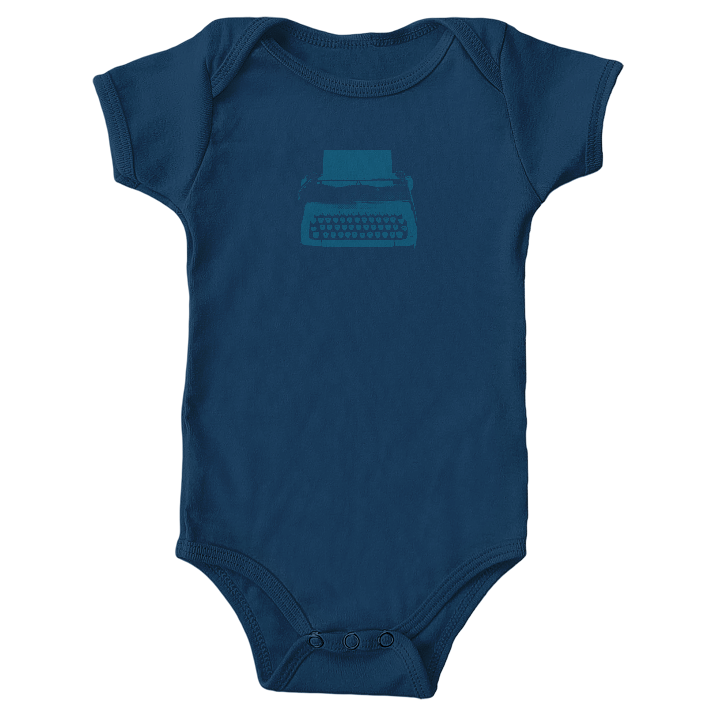 Scriptnotes Midnight Blue Navy (Onesie)