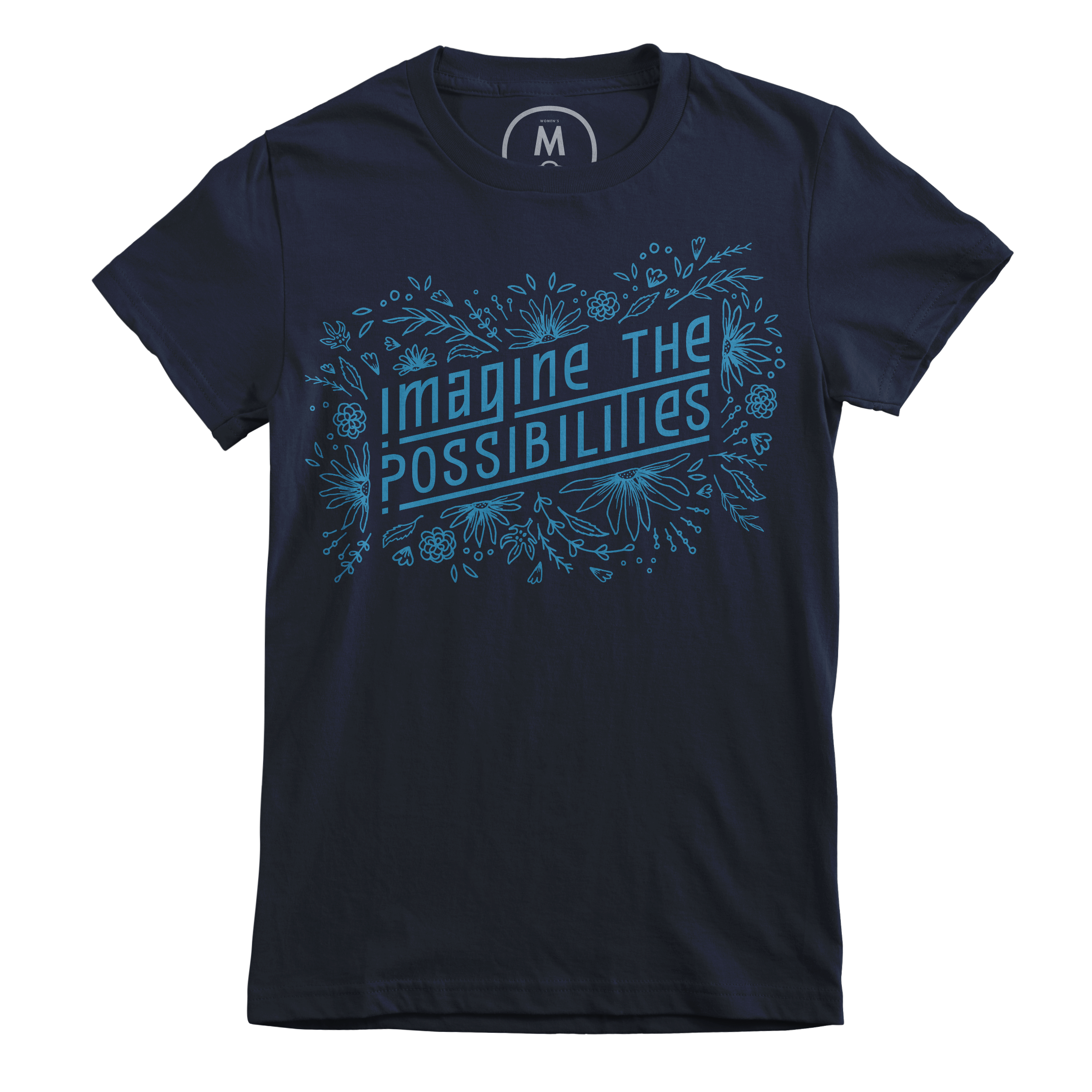 Imagine the Possibilities Midnight Navy (Women's)