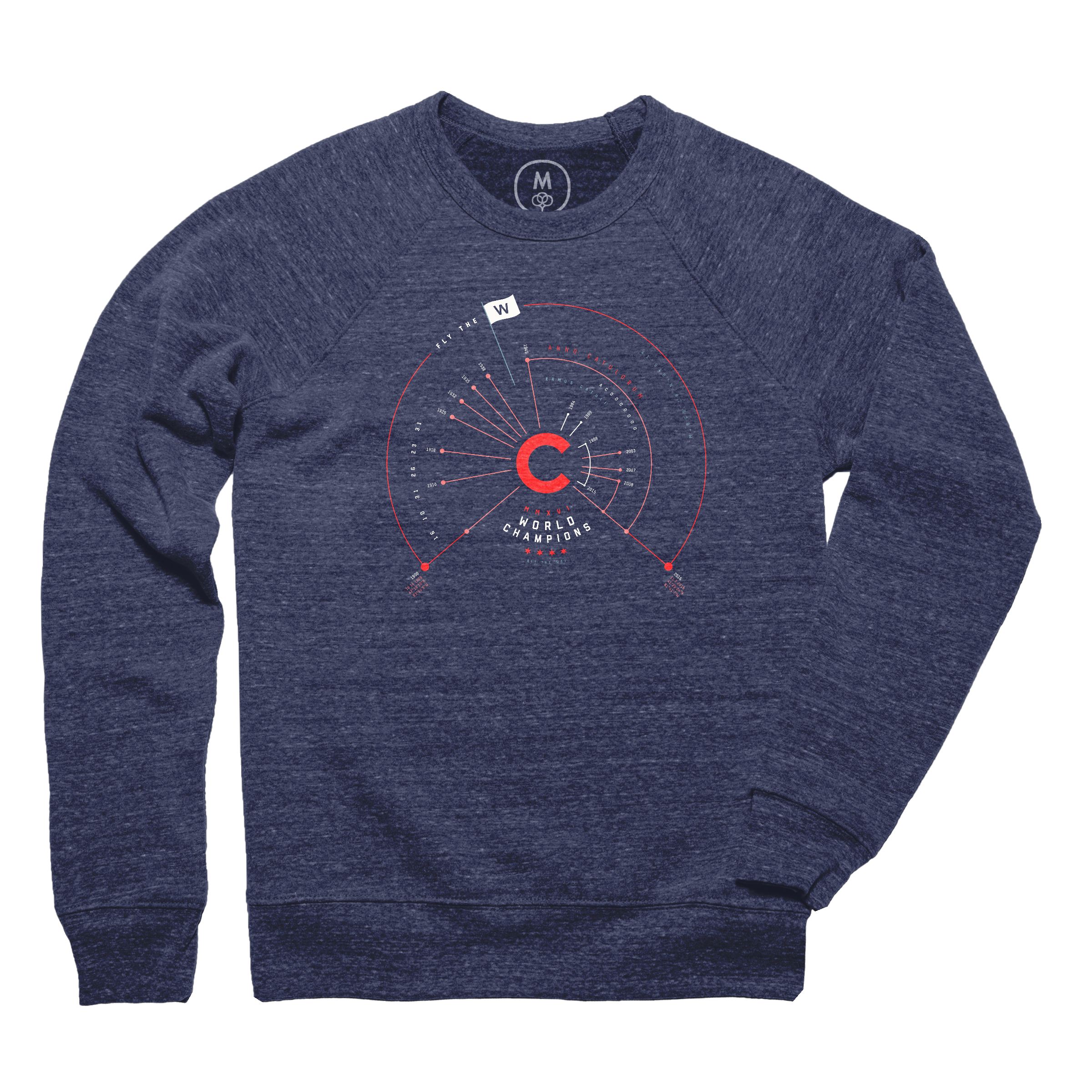 All The Way Pullover Crewneck