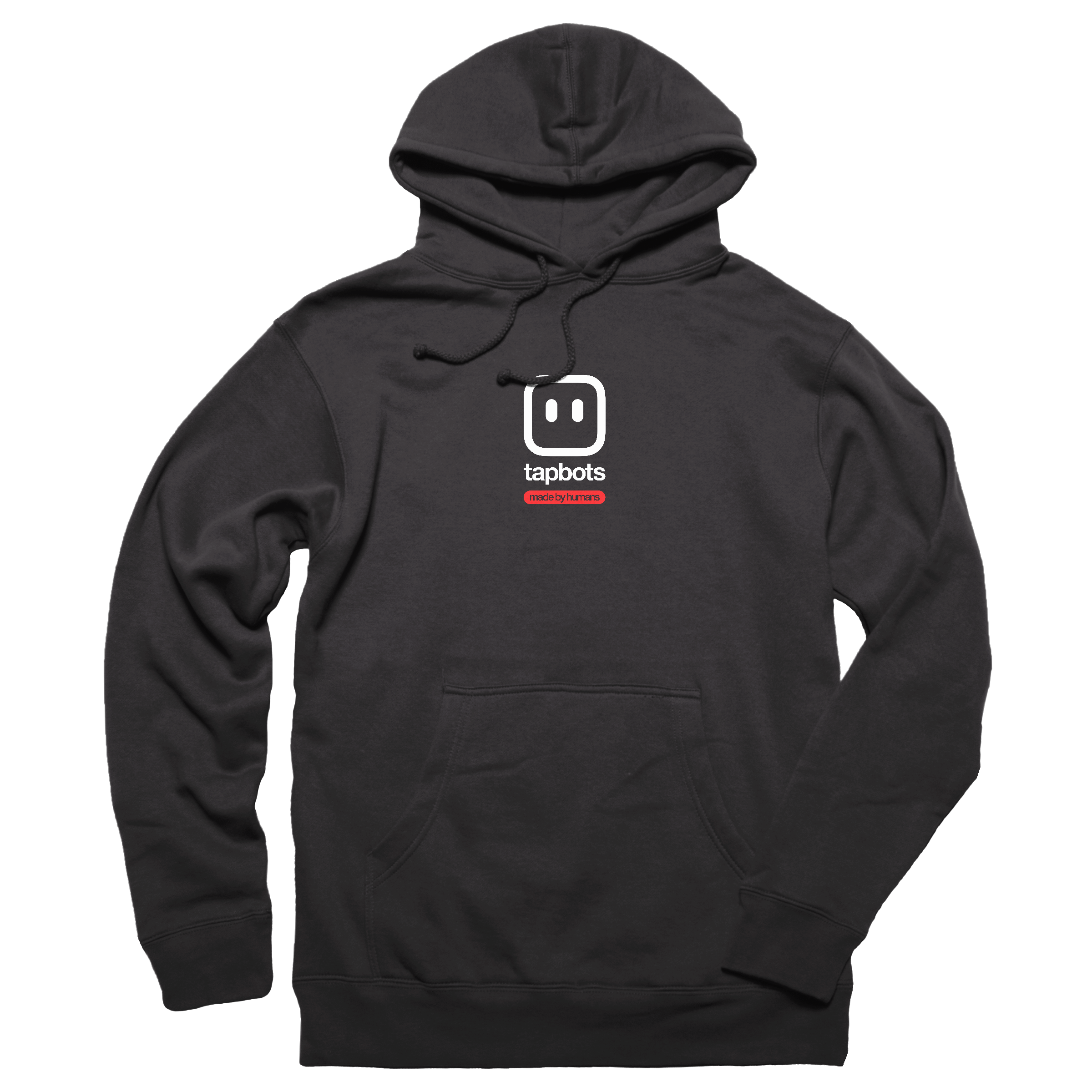 Tapbots: Made by Humans Pullover Hoodie