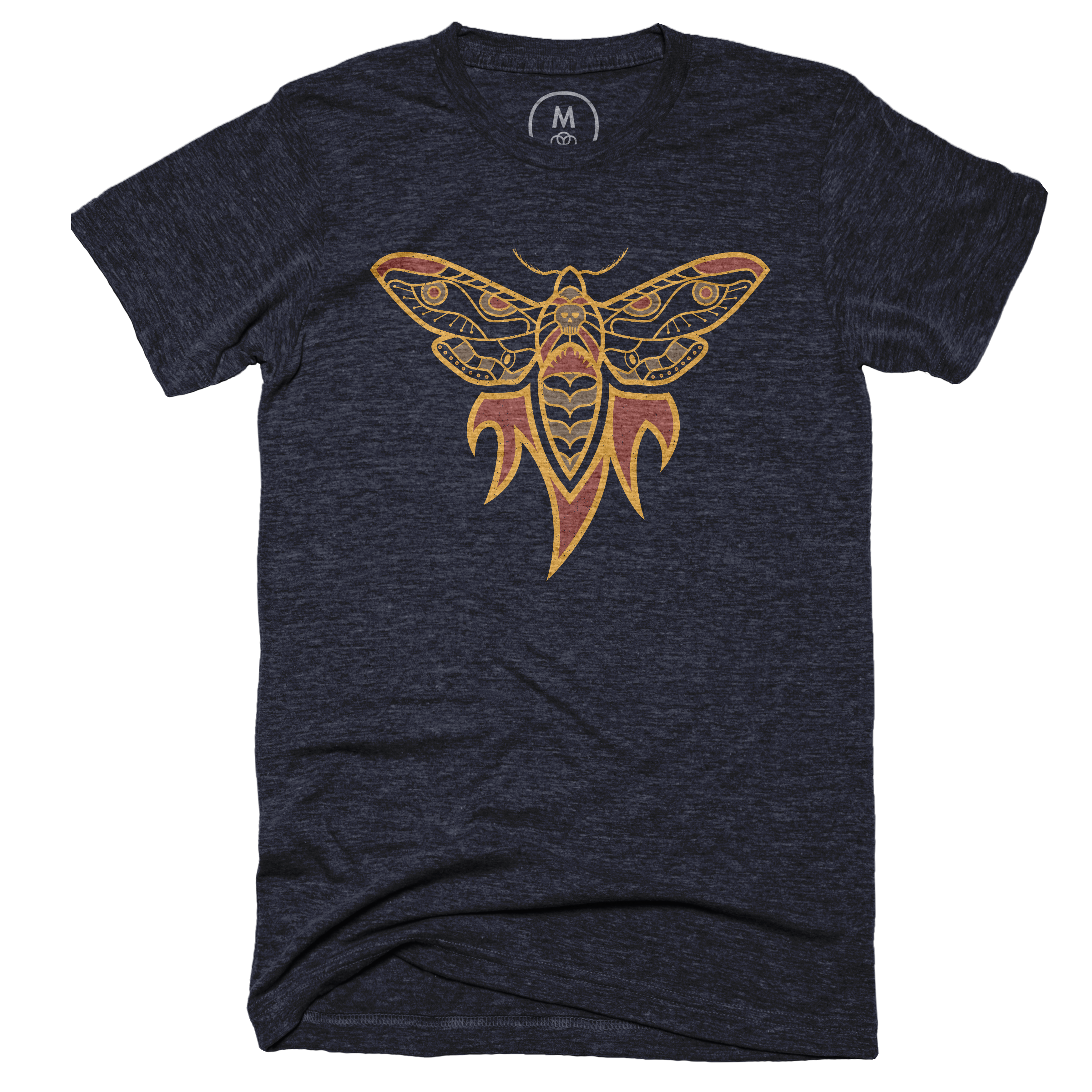 Flaming Moth Vintage Navy (Men's)