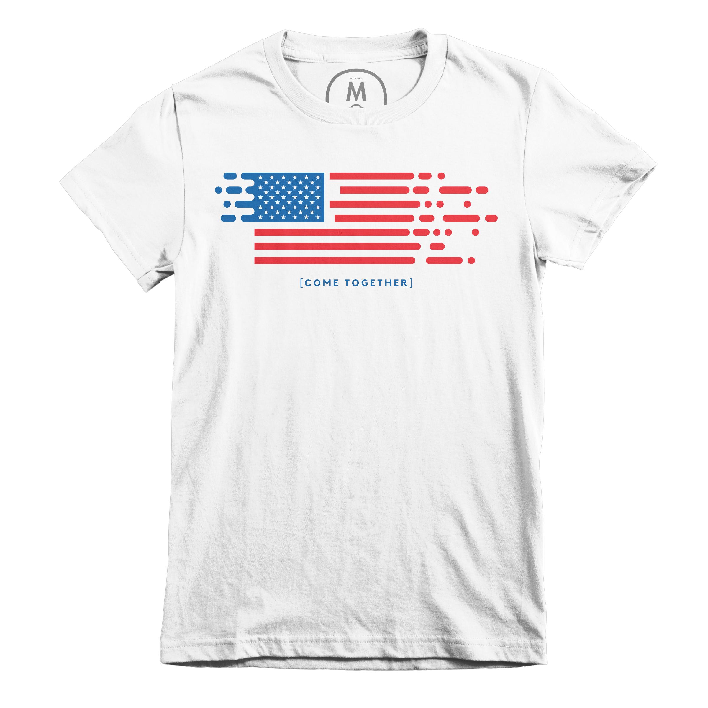 Come Together America White (Women's)