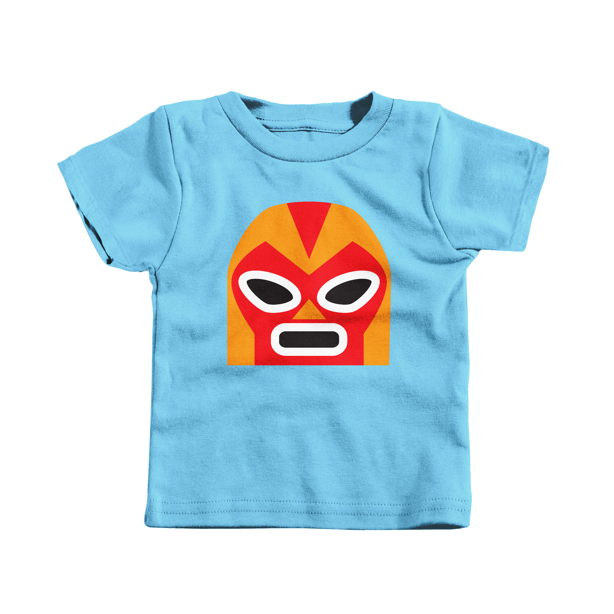 Lucha Libre Light Blue (T-Shirt)