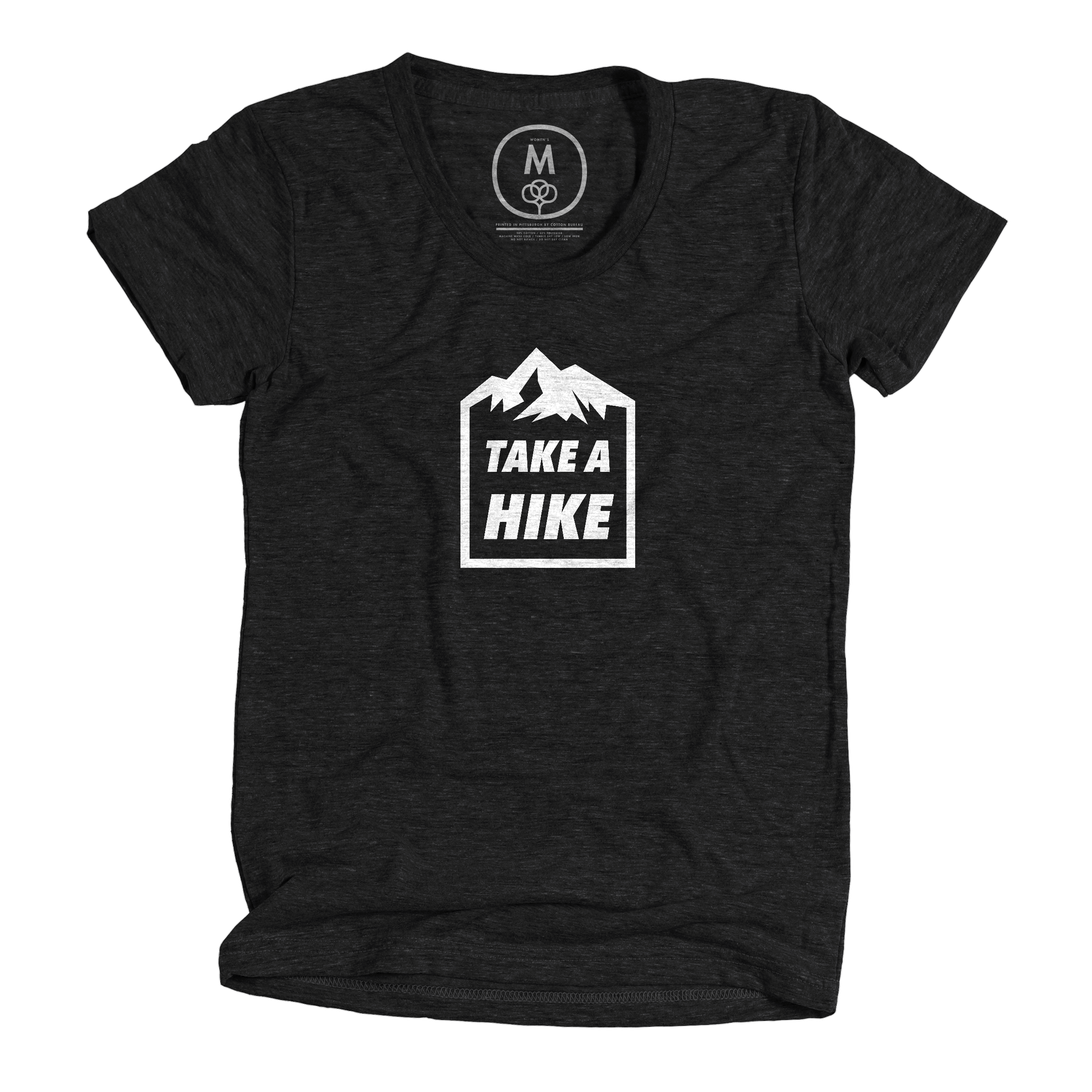 Take a Hike Vintage Black (Women's)