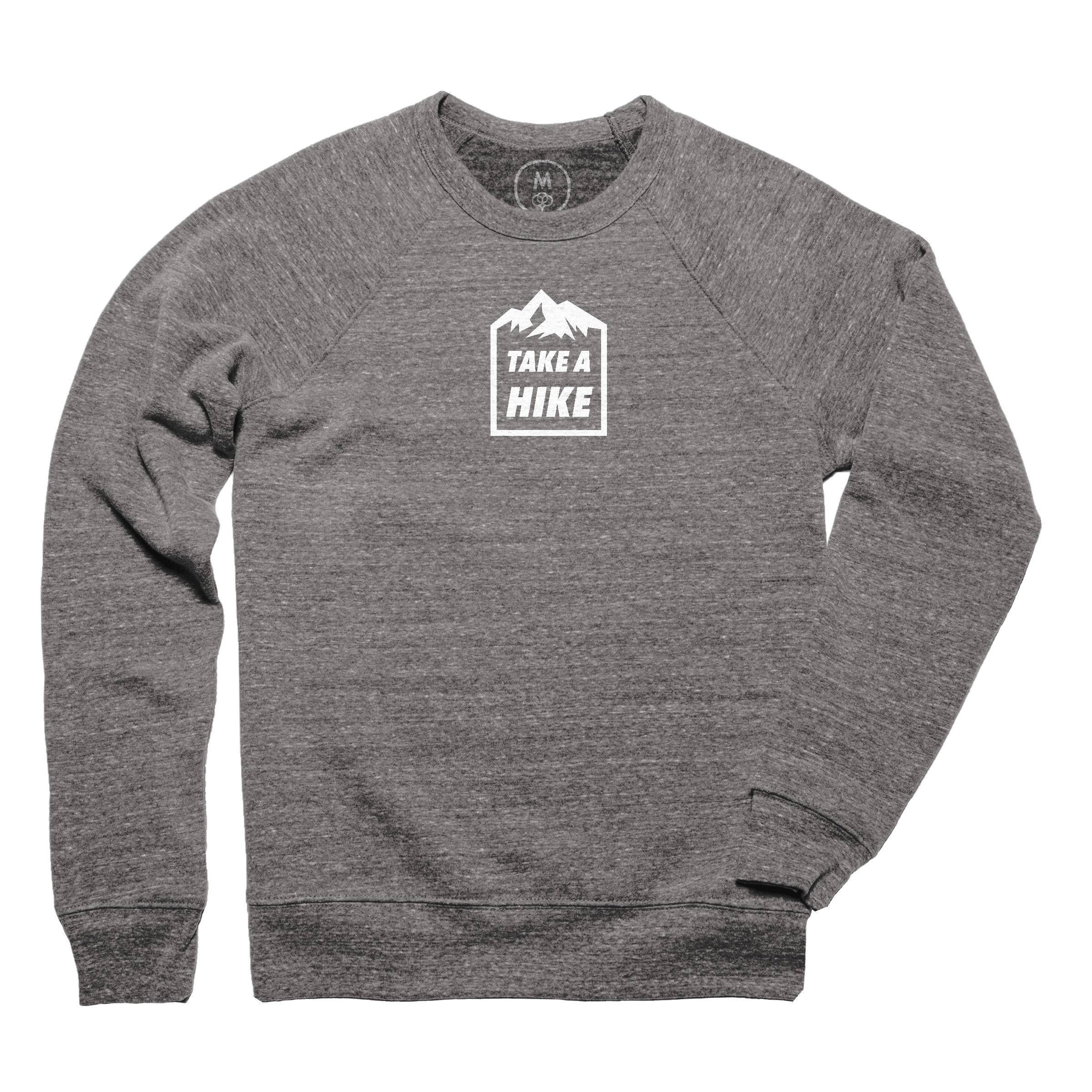 Take a Hike Pullover Crewneck
