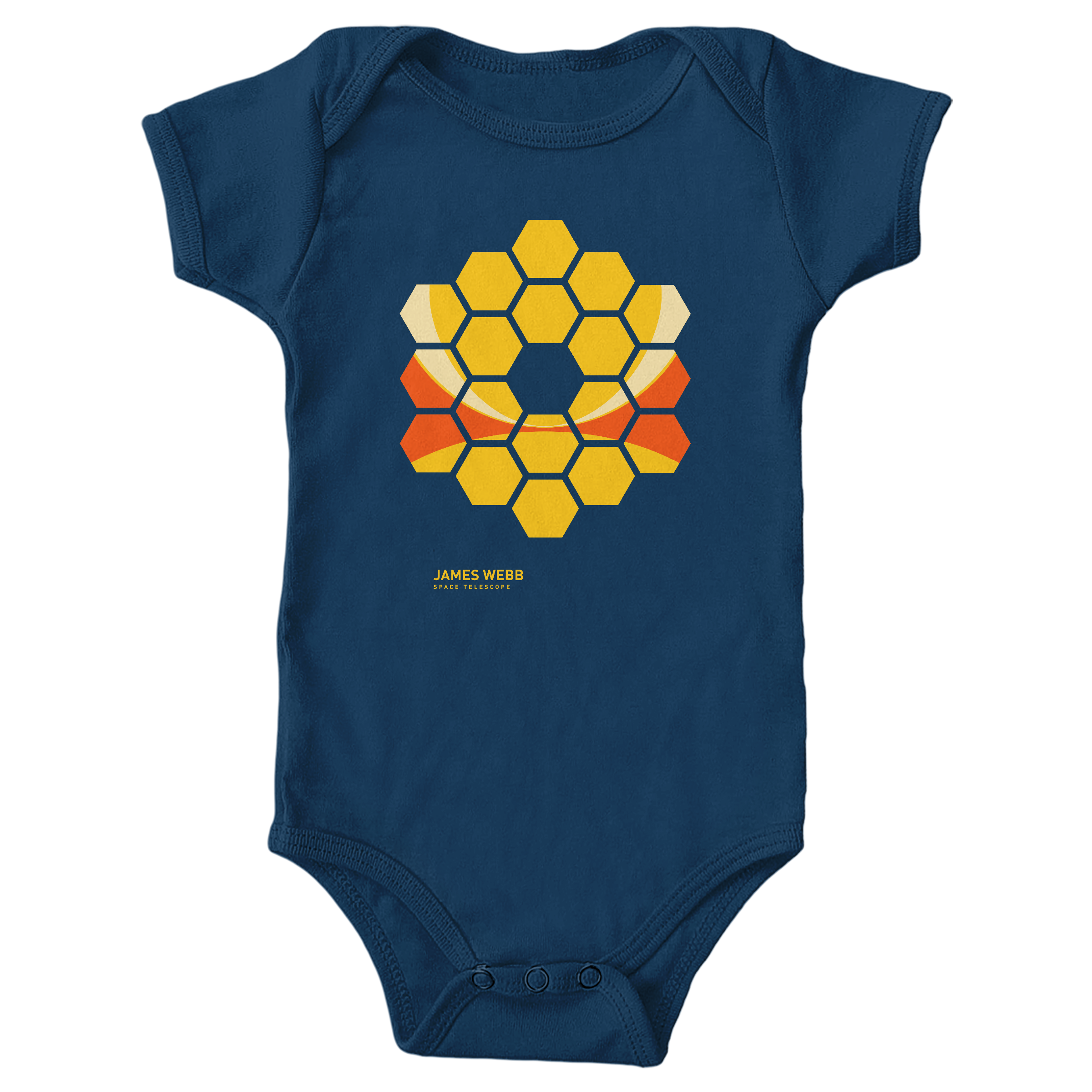James Webb Space Telescope Navy (Onesie)