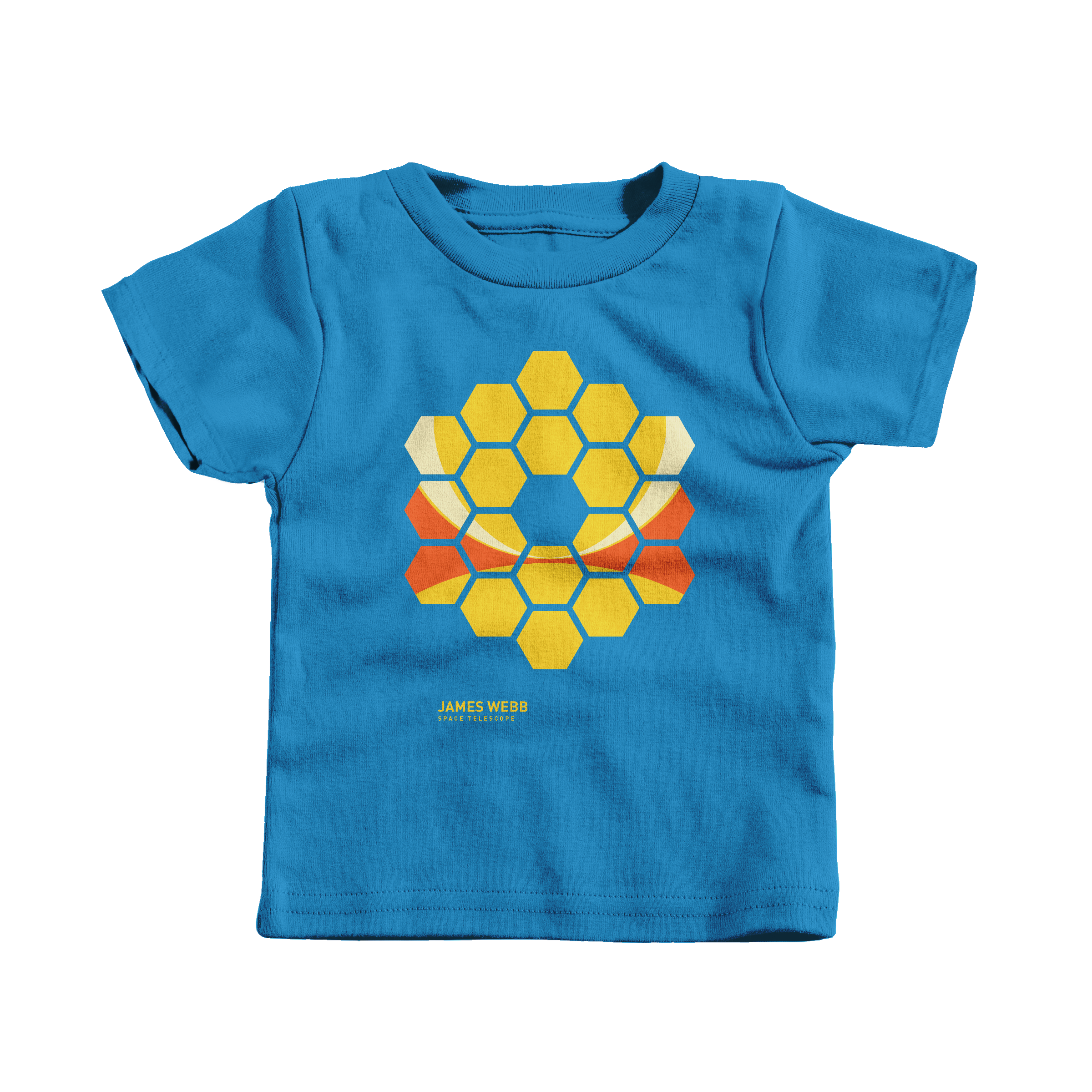 James Webb Space Telescope Cobalt (T-Shirt)