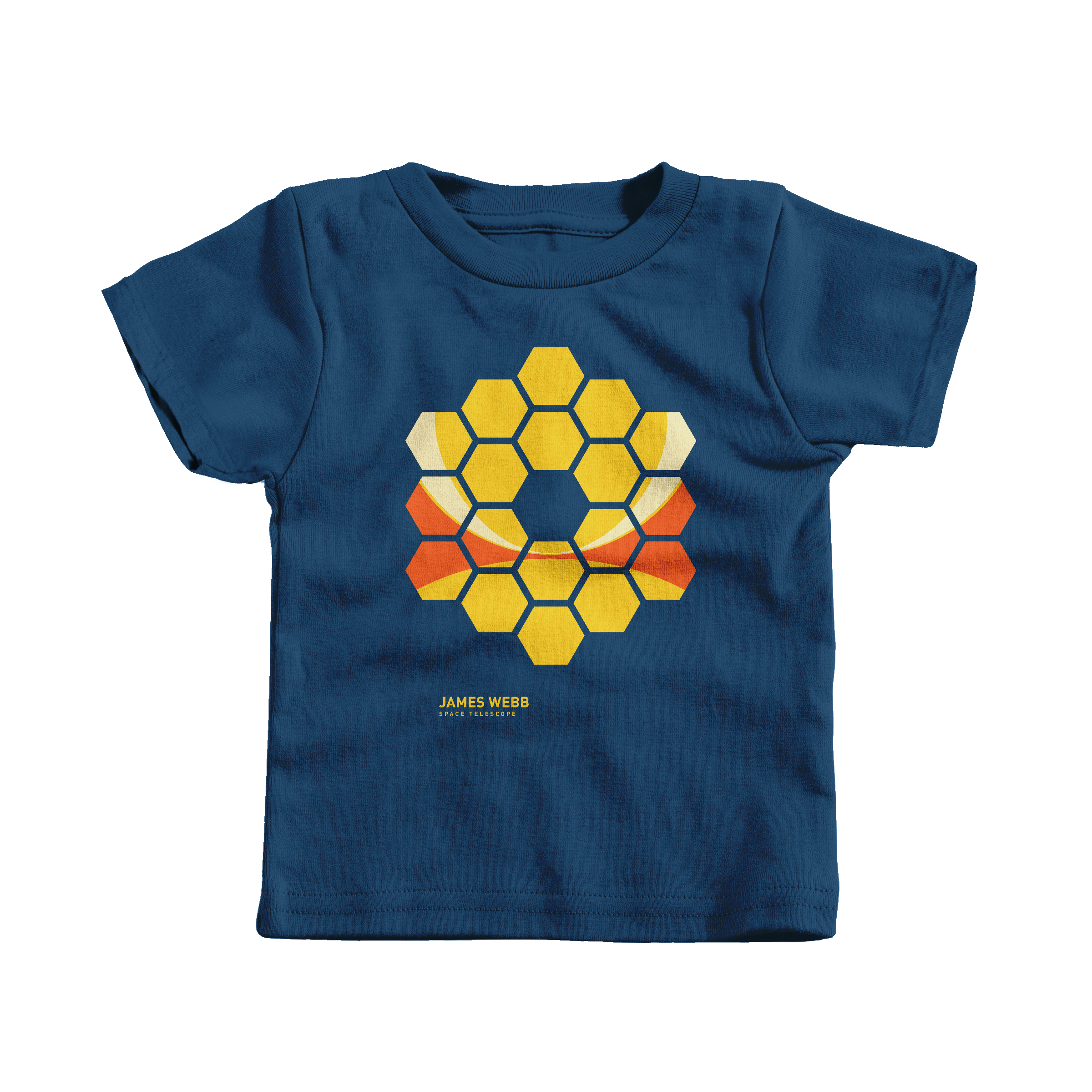 James Webb Space Telescope Navy (T-Shirt)