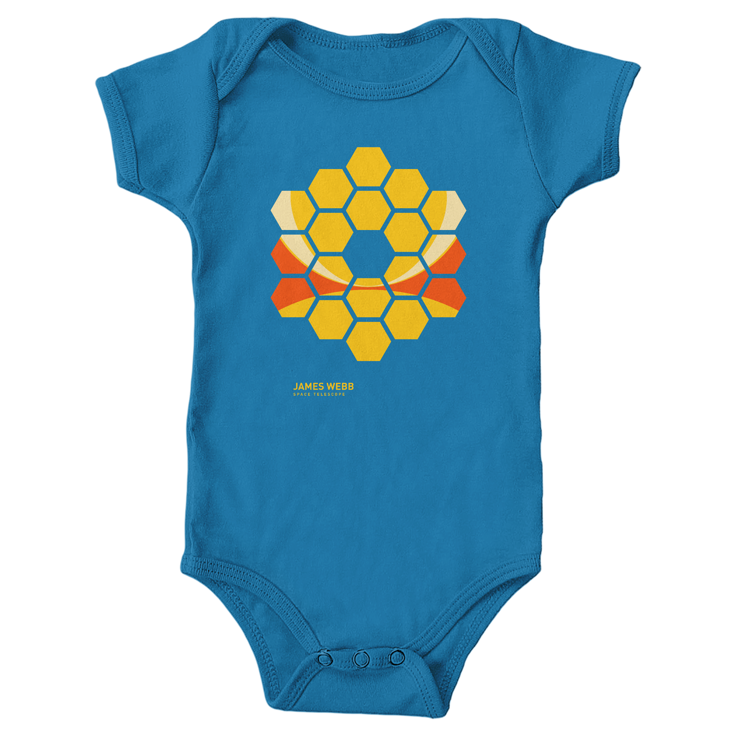 James Webb Space Telescope Cobalt (Onesie)