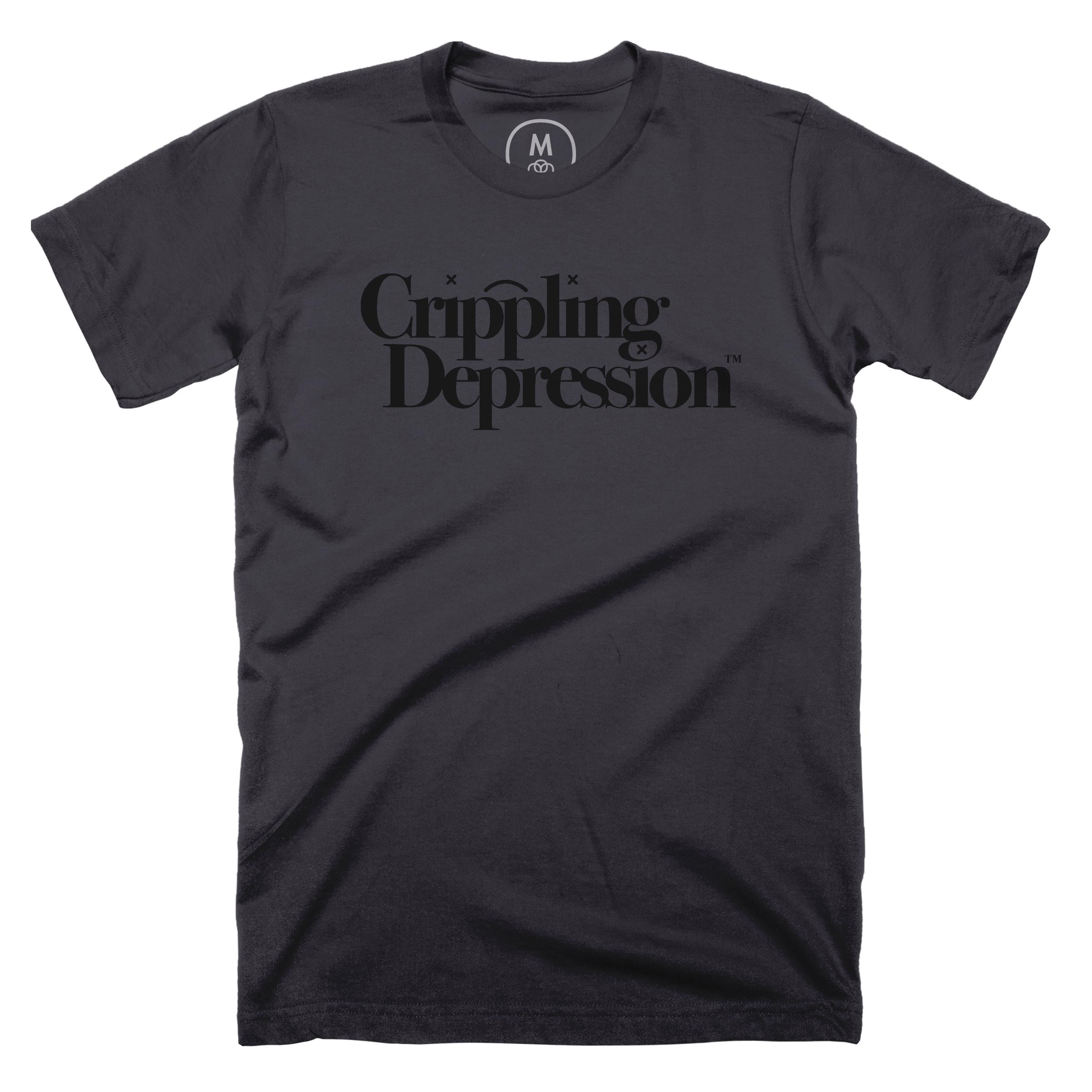 Crippling Depression™ Heavy Metal (Men's)