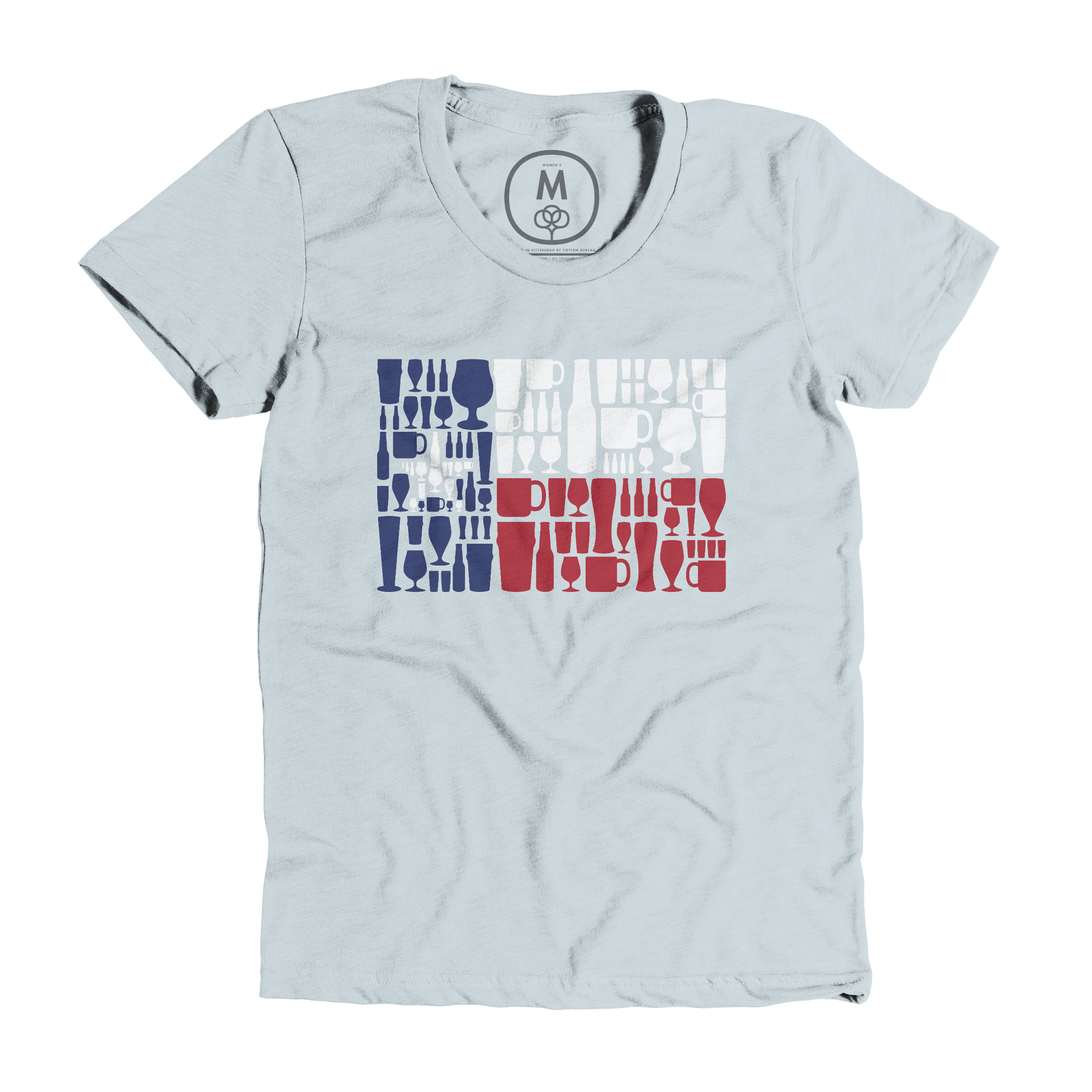 The Lone Star Brew Ice Blue (Women's)