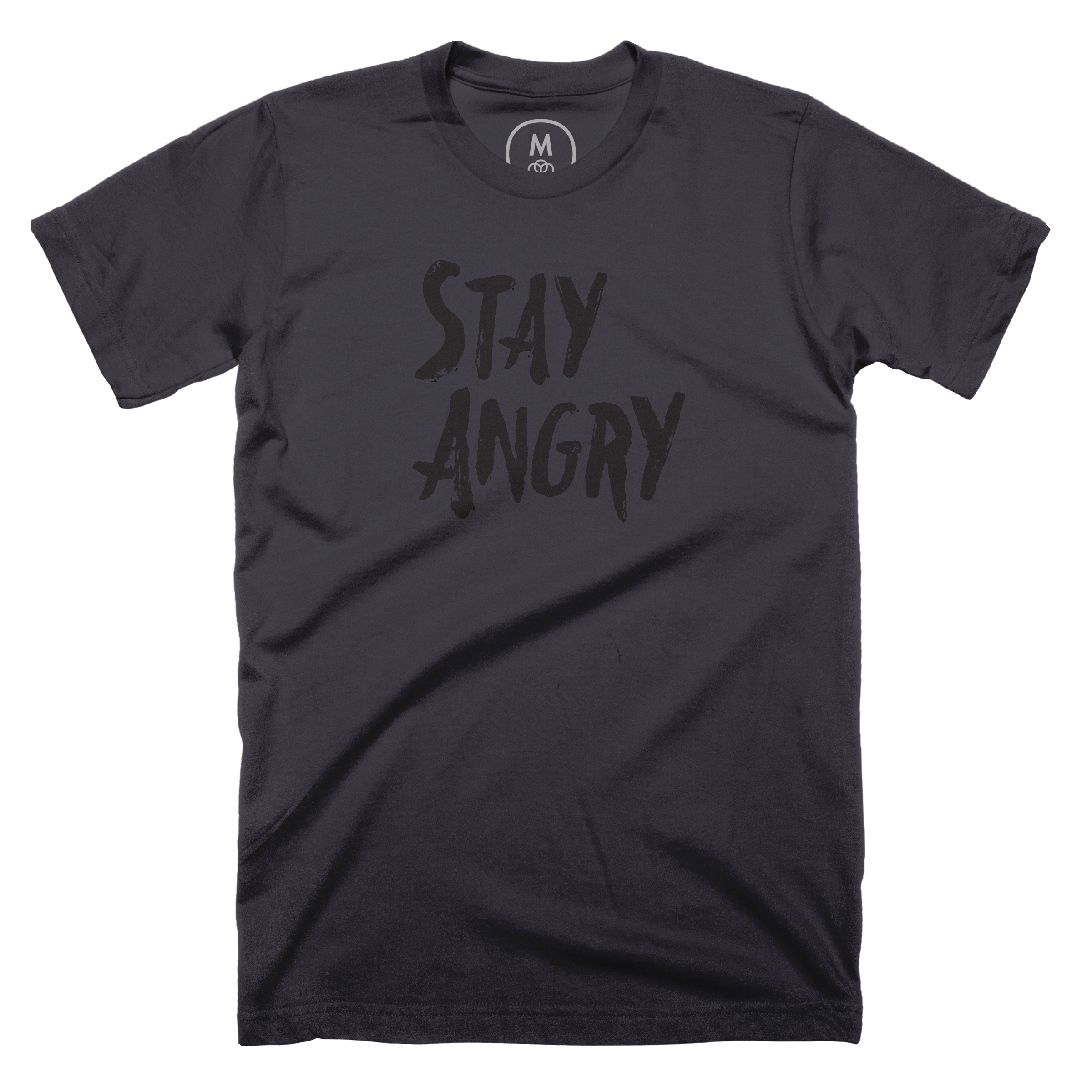 Stay Angry Heavy Metal (Back)