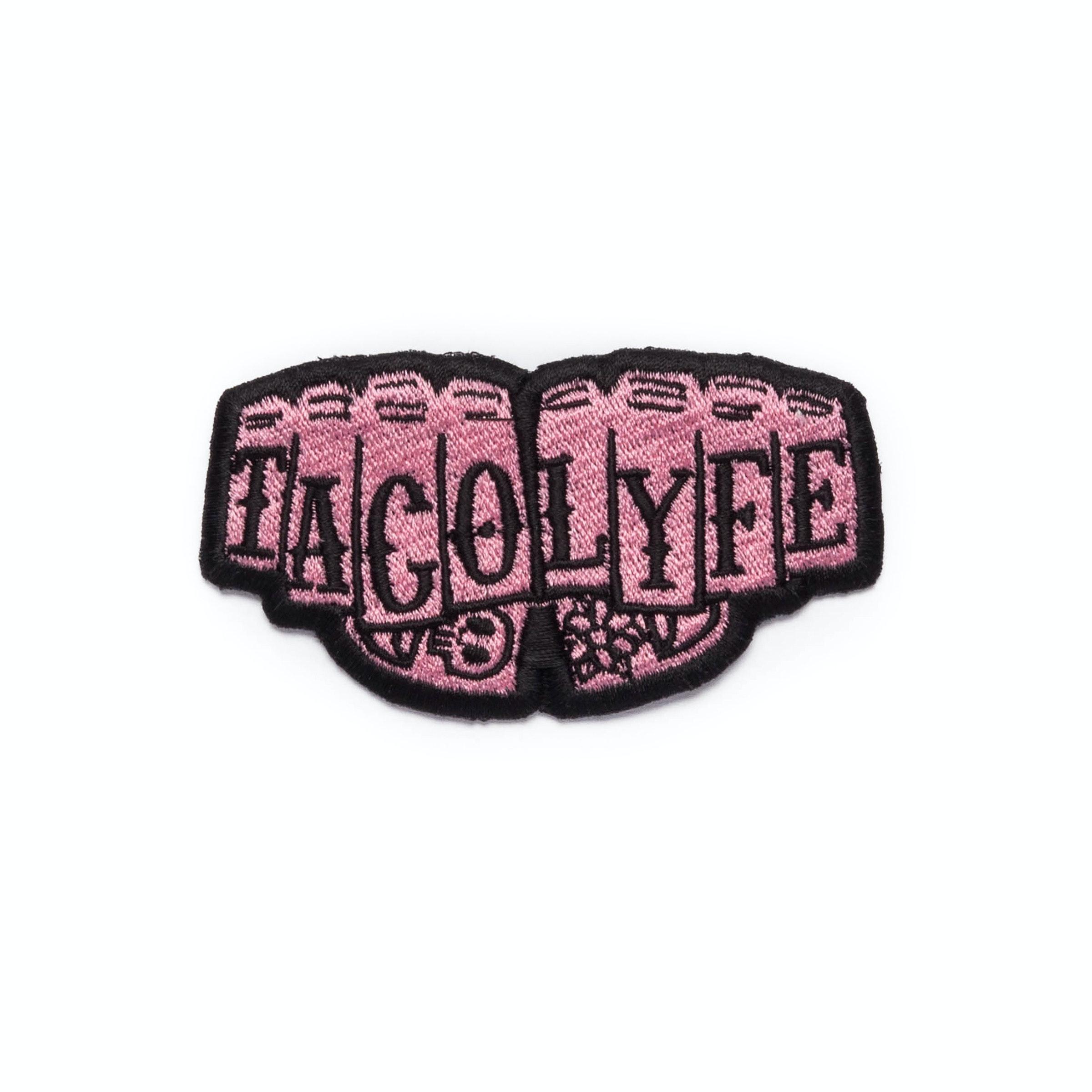 Taco Lyfe Patch