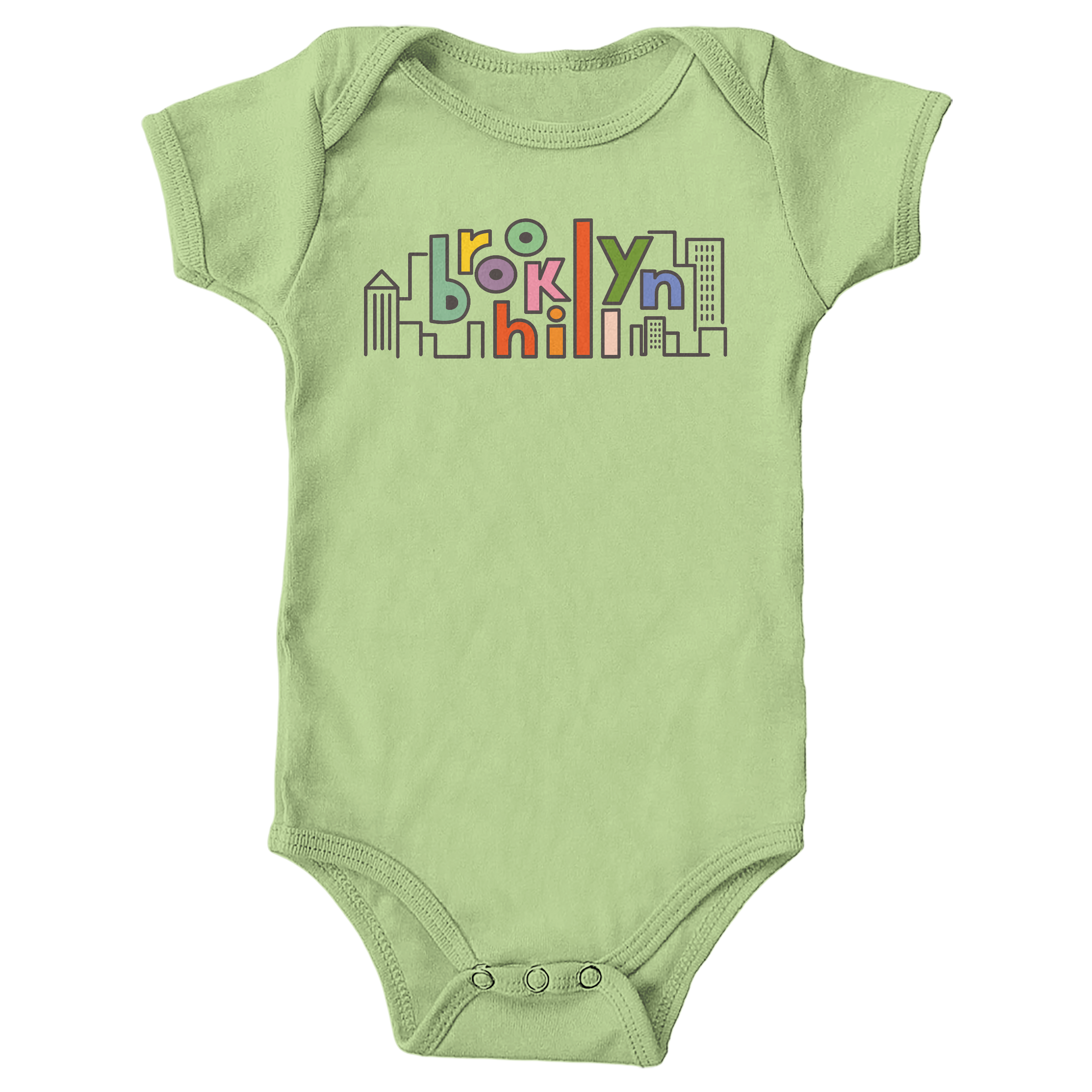 Brooklyn Hill, NC Key Lime (Onesie)