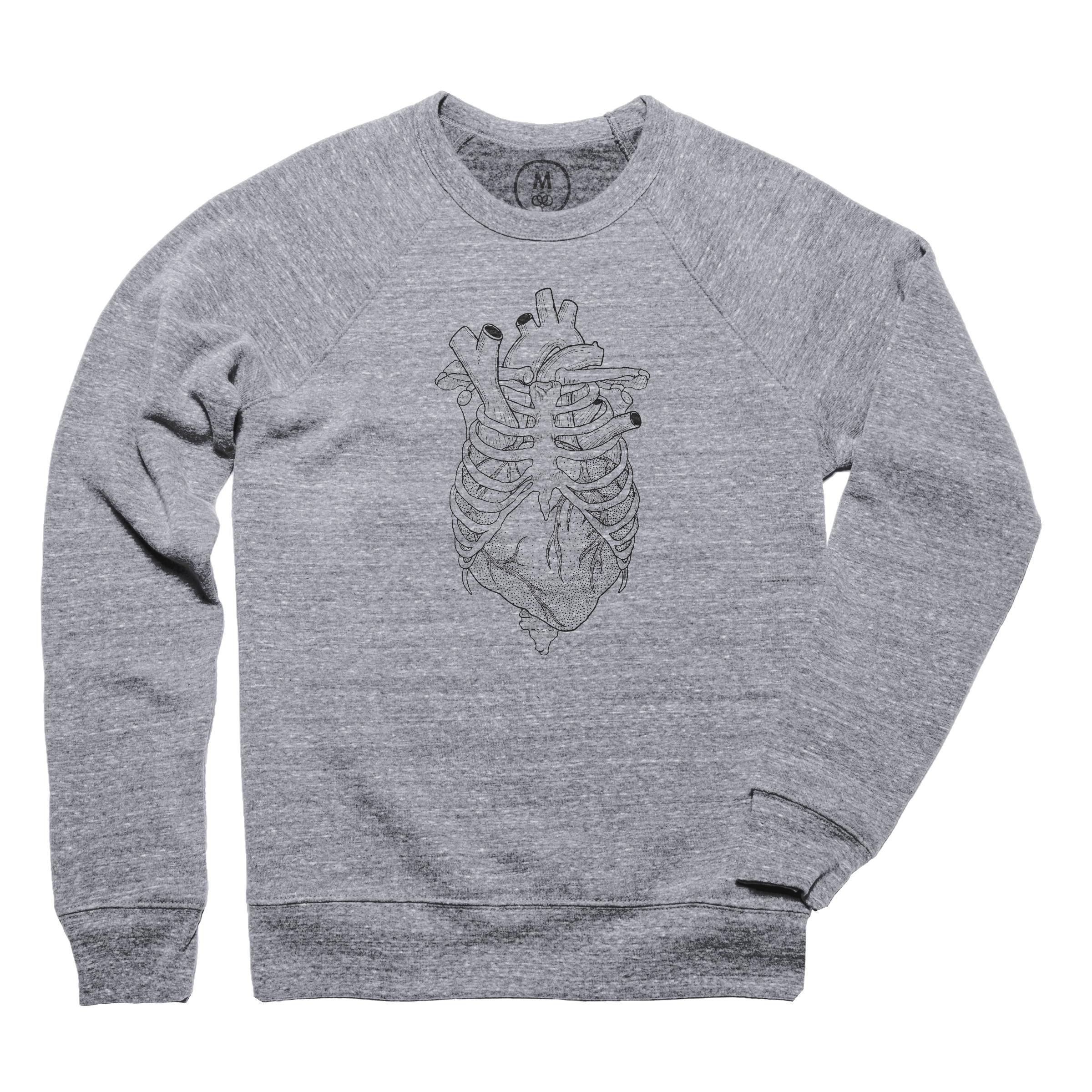 All Heart Pullover Crewneck