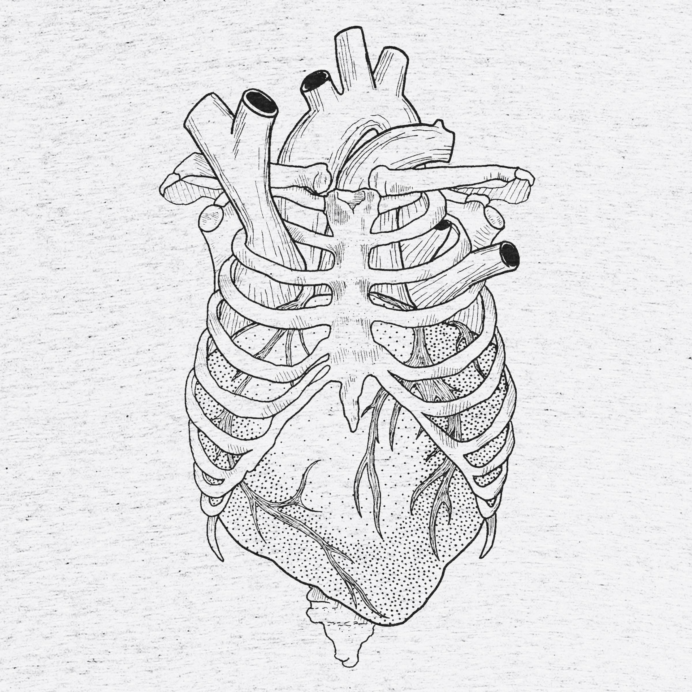 All Heart Detail