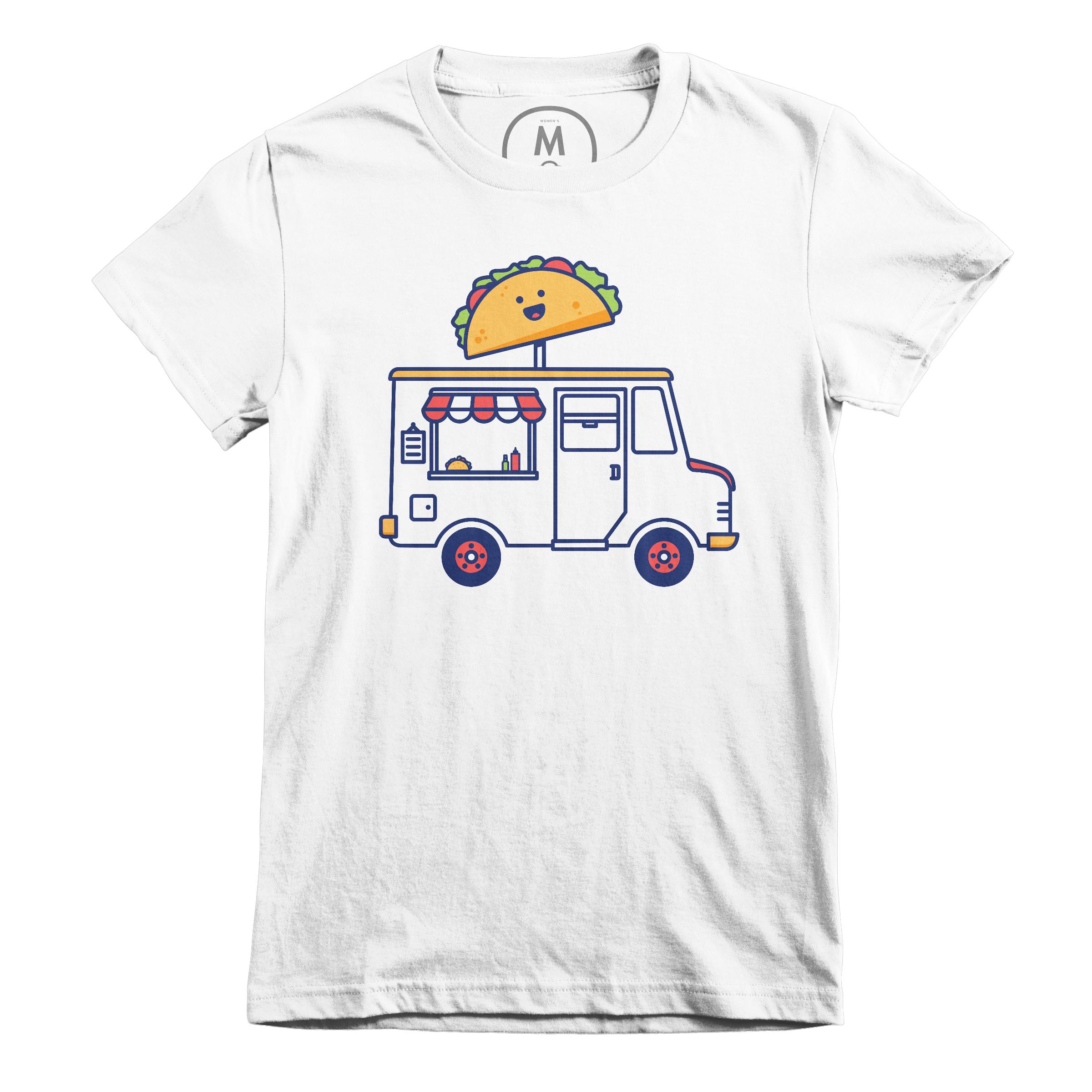 Taco Truck White (Women's)