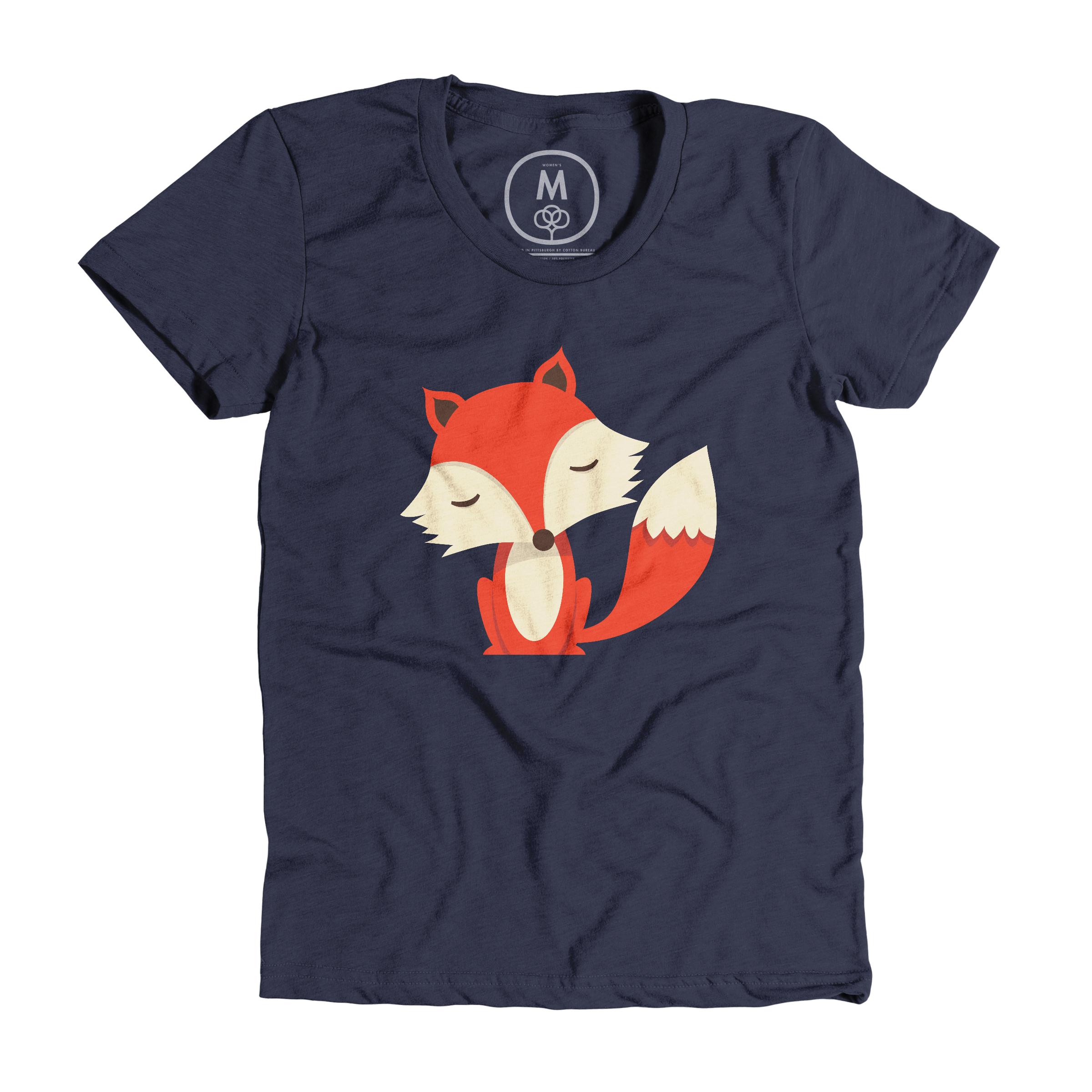 Friendly Fox Midnight Blue (Men's)