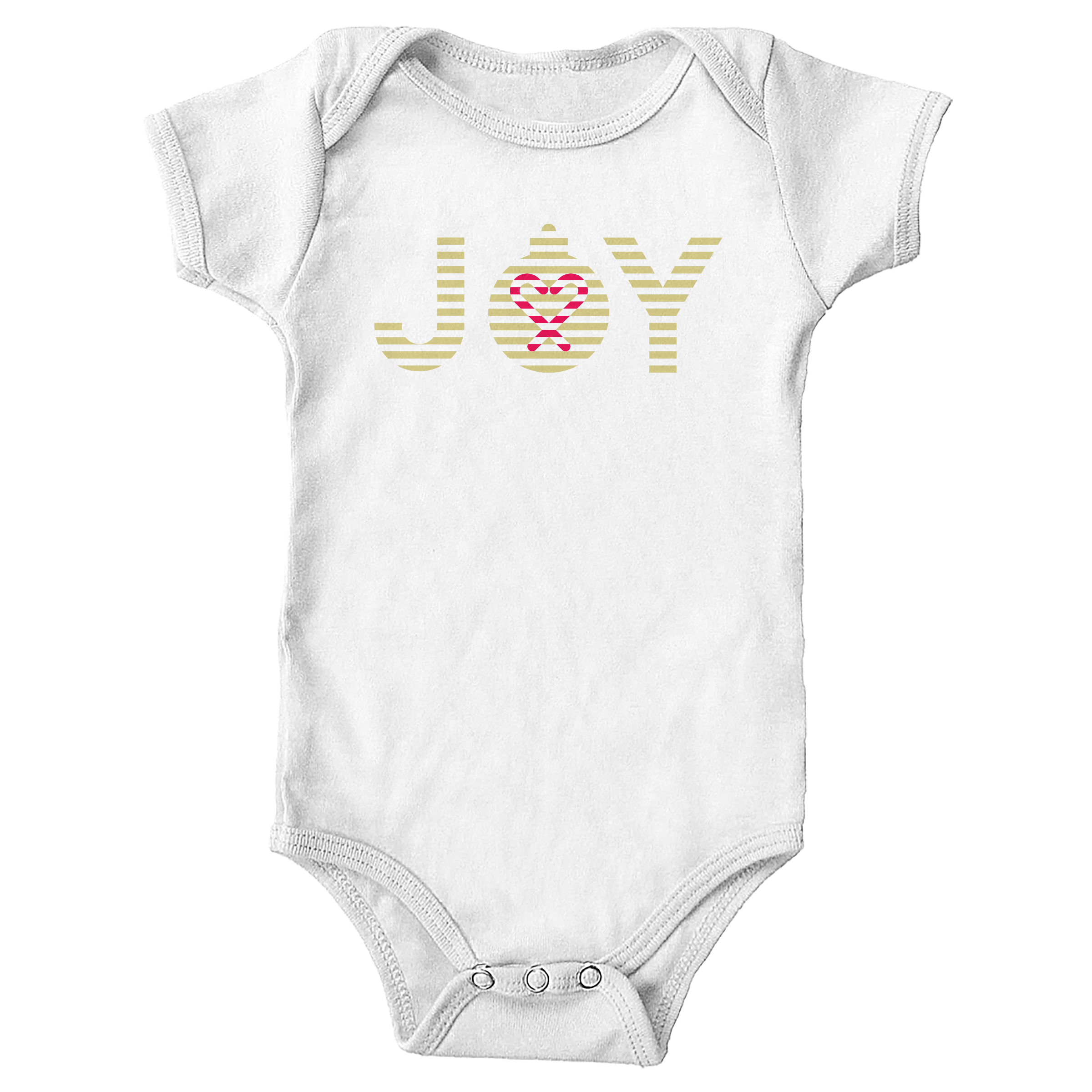 Spread Joy White (Onesie)