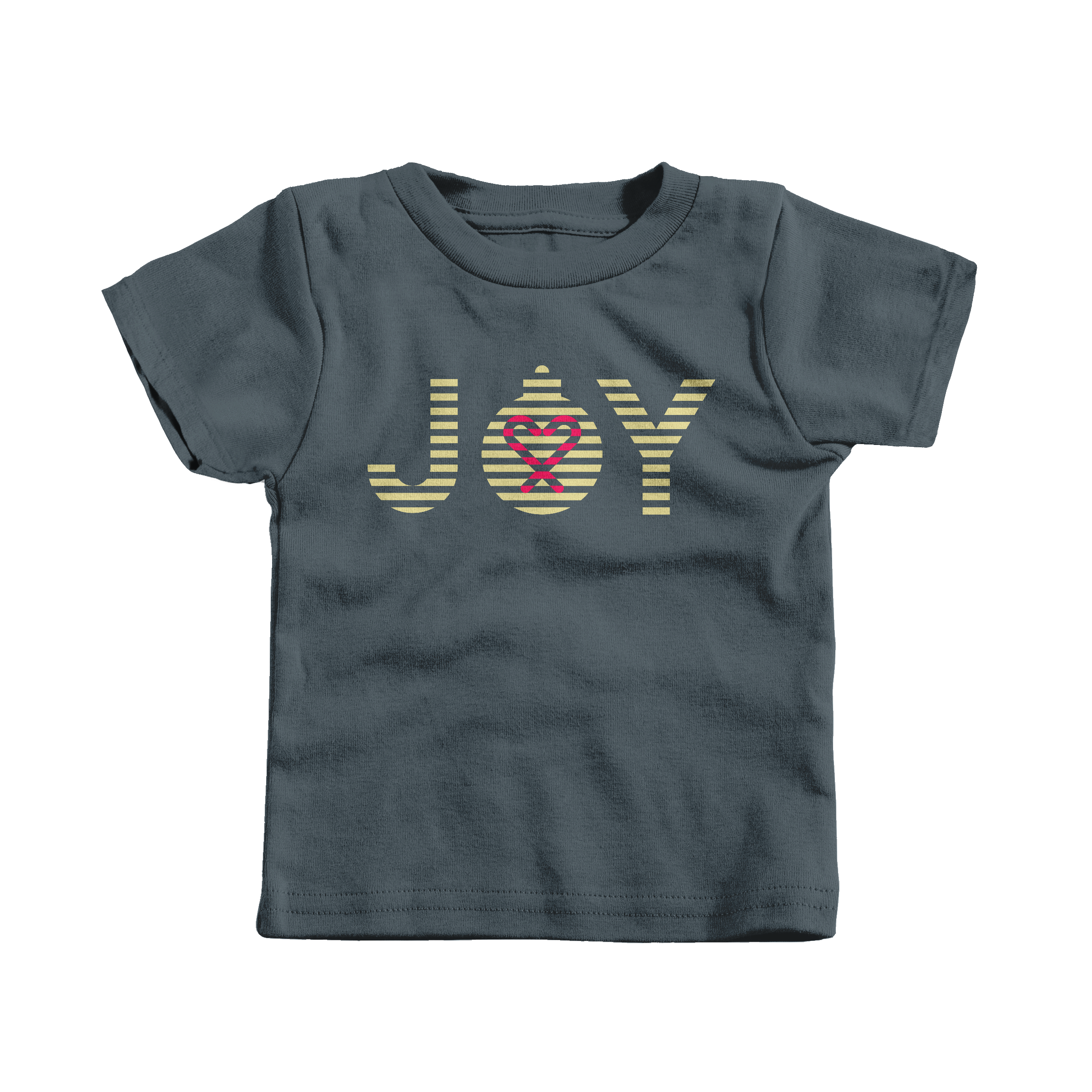 Spread Joy Charcoal (T-Shirt)