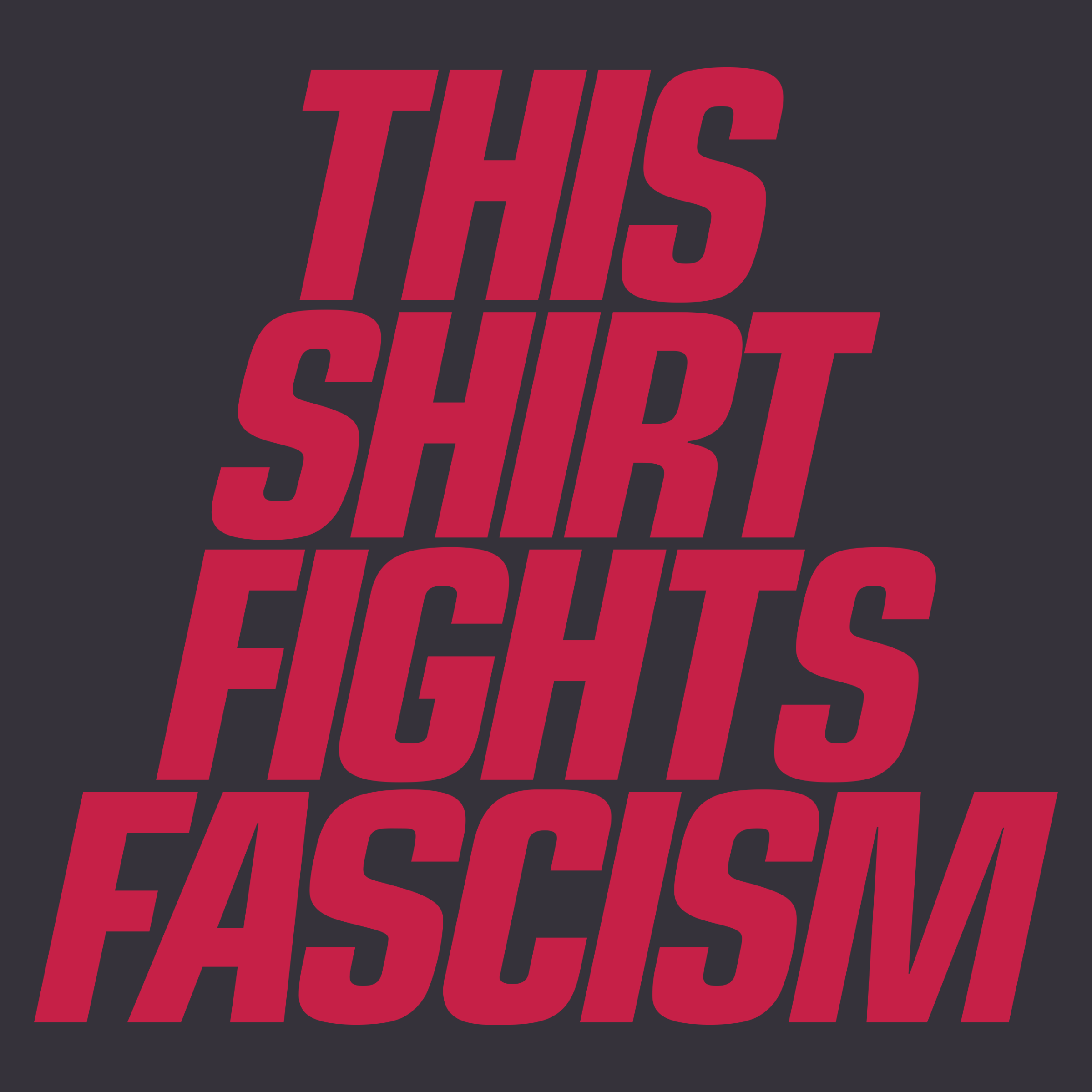 This Shirt Fights Fascism