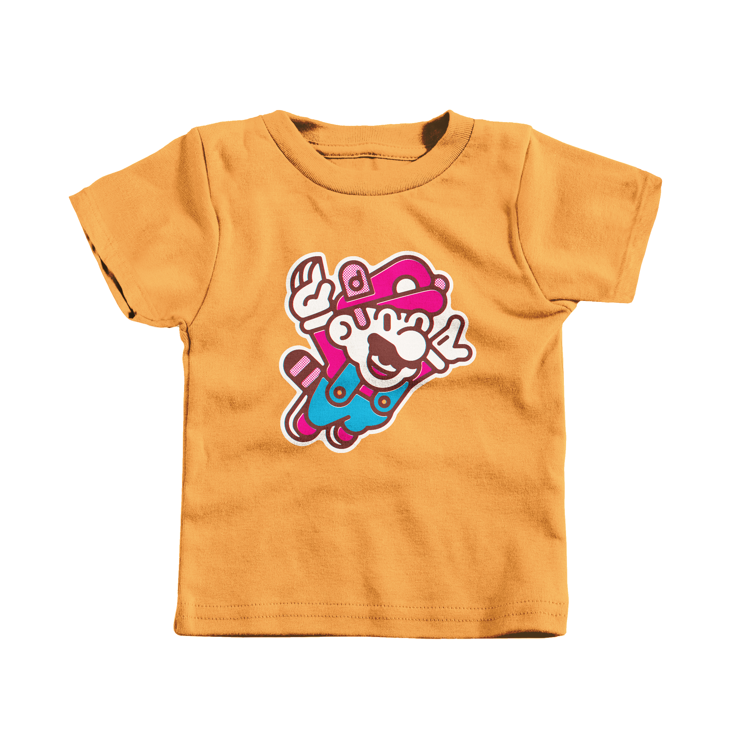 Super Mario Bros. 3 Gold (T-Shirt)