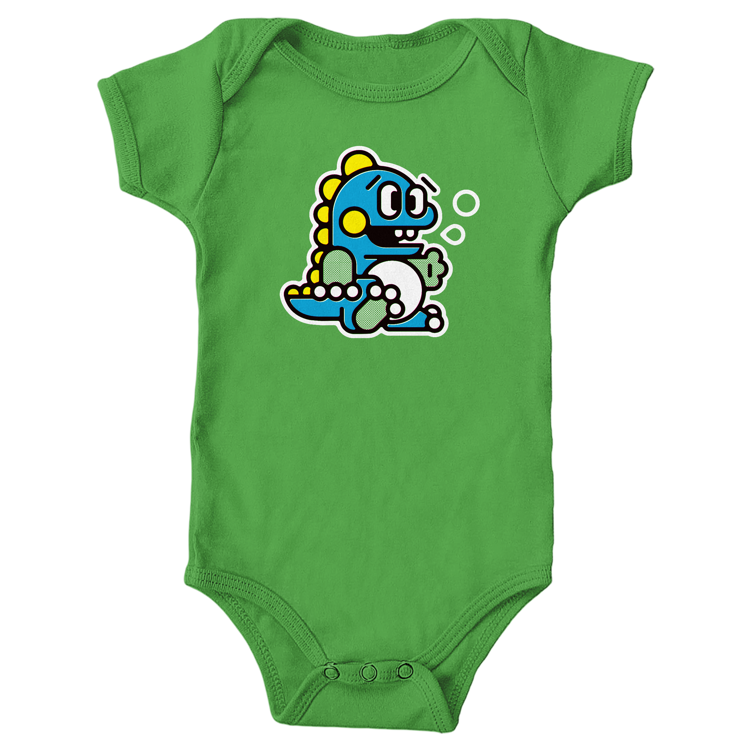 Bubble Bobble Apple (Onesie)
