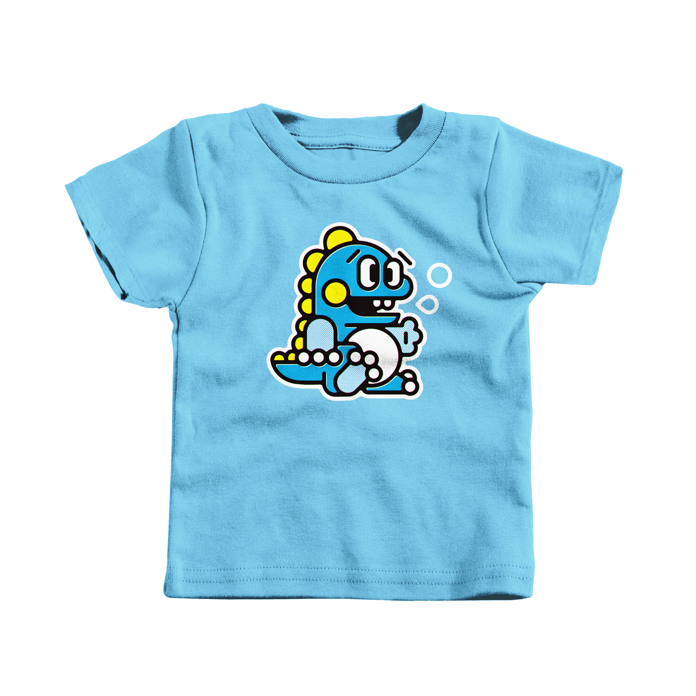 Bubble Bobble Light Blue (T-Shirt)