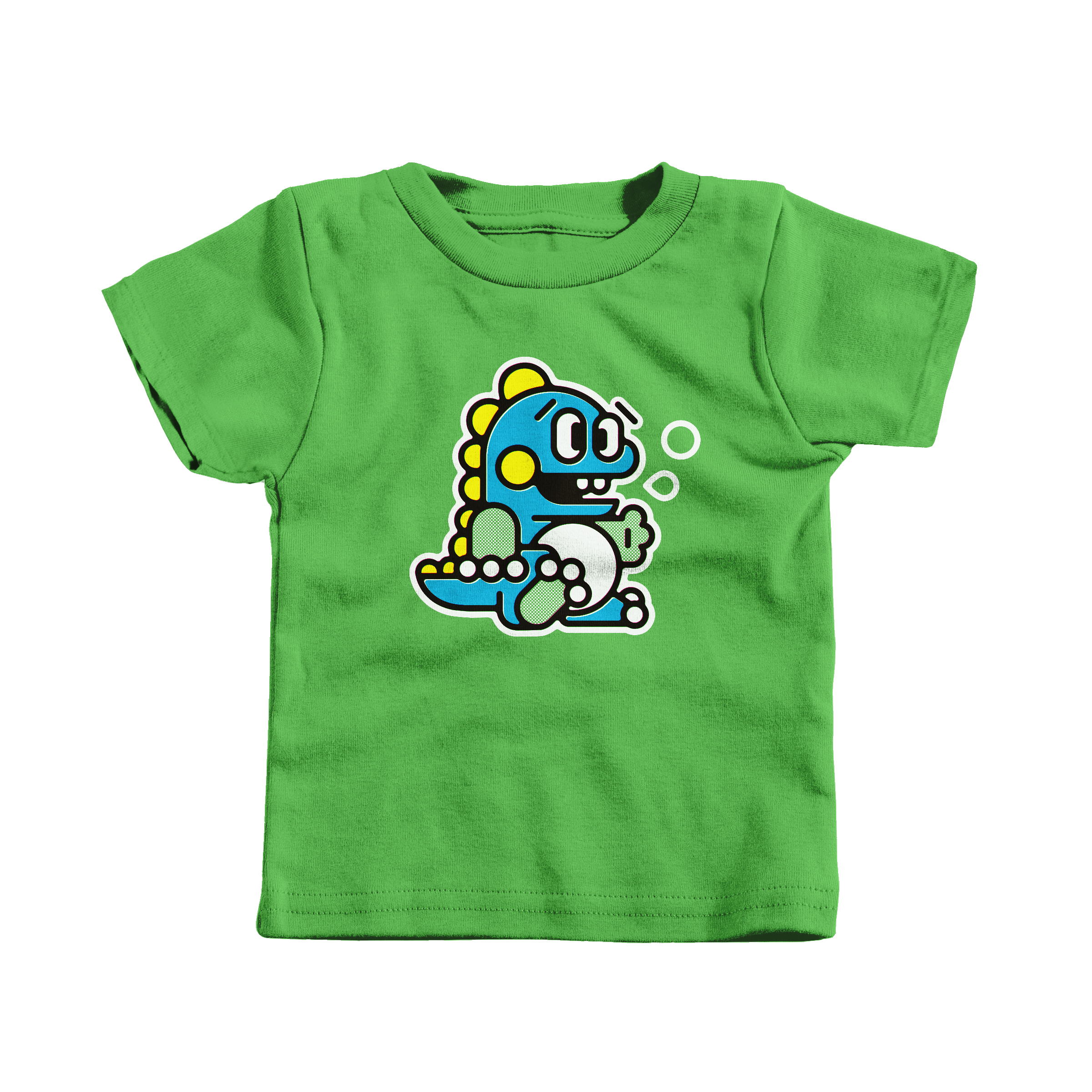 Bubble Bobble Apple (T-Shirt)