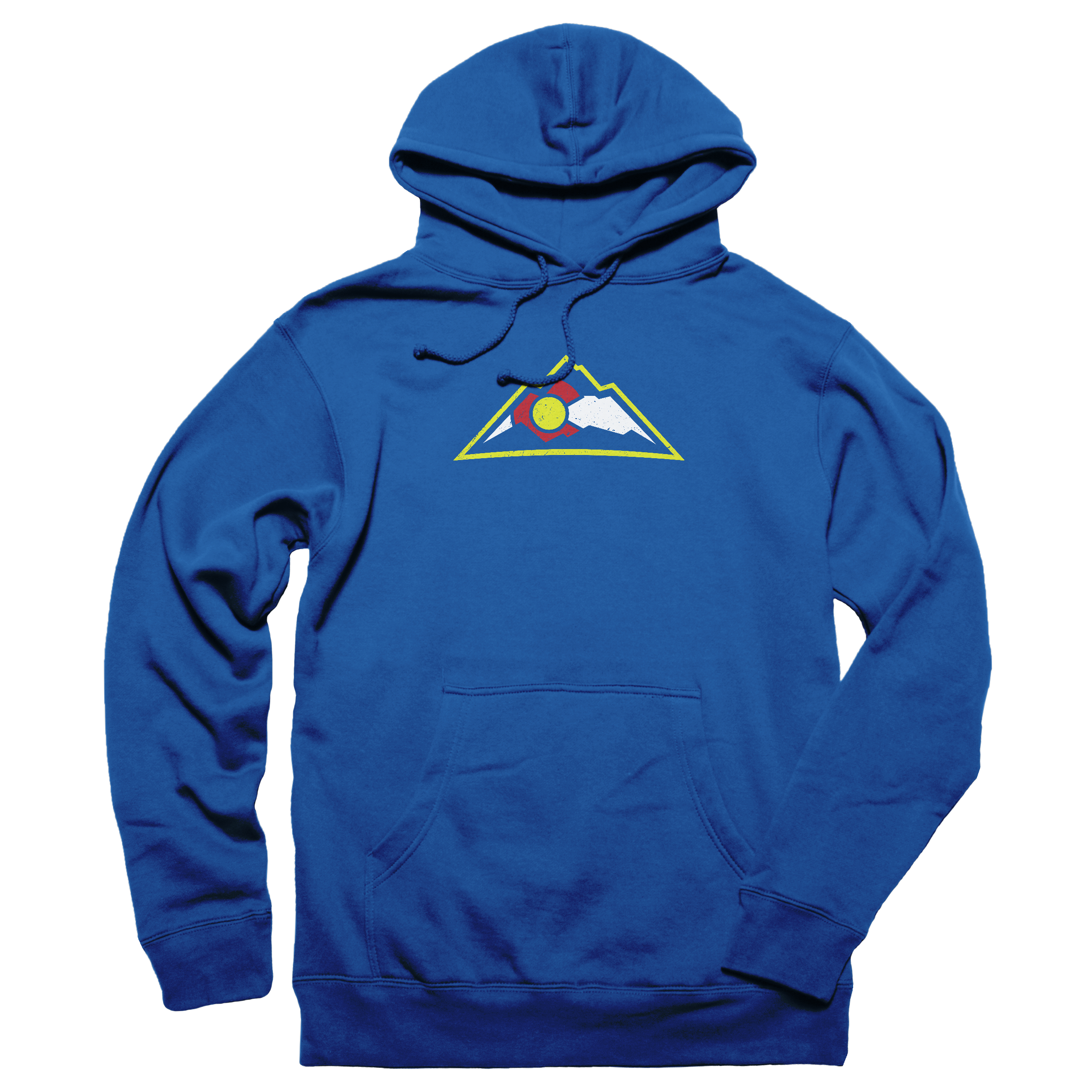 The Centennial State Pullover Hoodie
