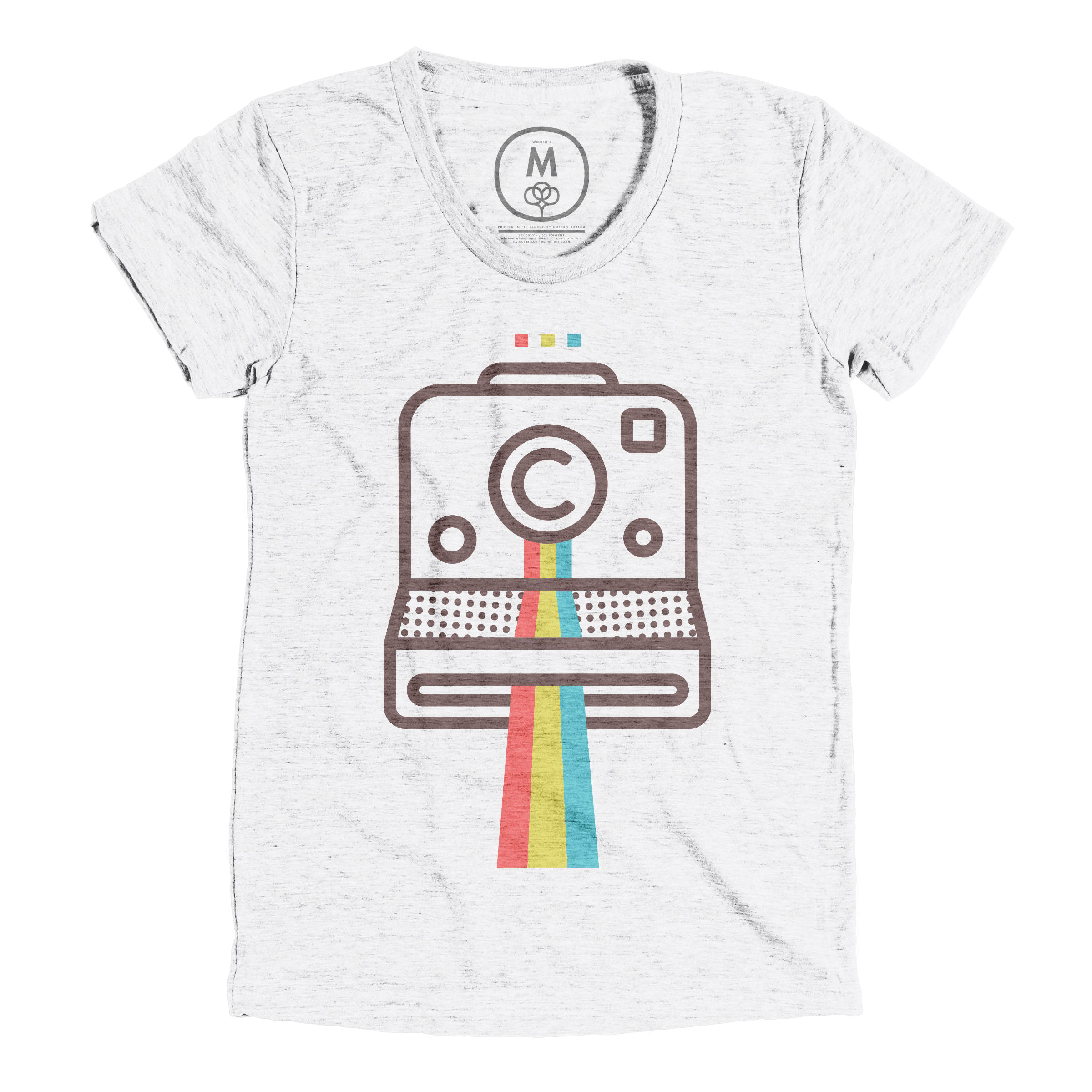Polaroid Heather White (Women's)
