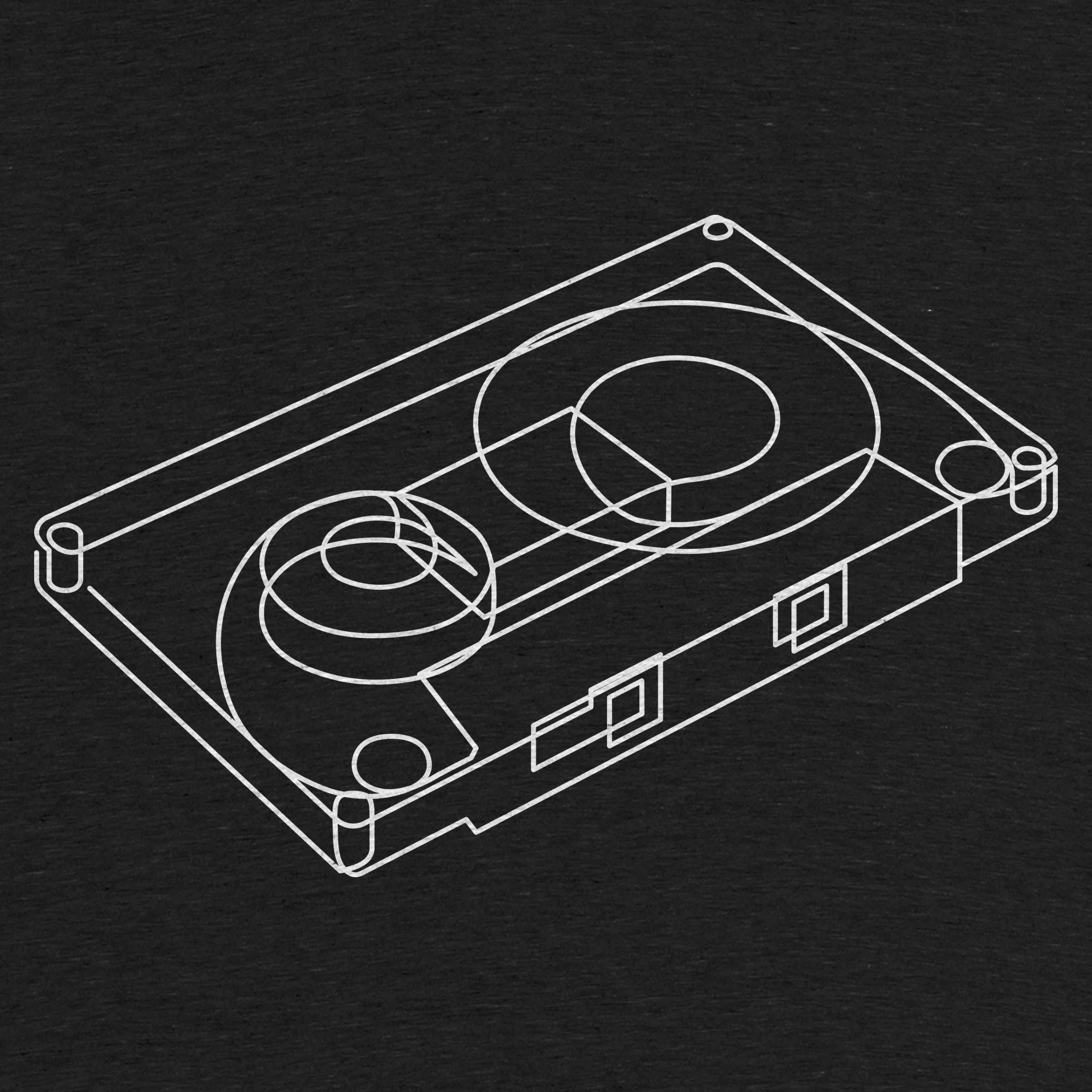 One-Line Cassette Tape