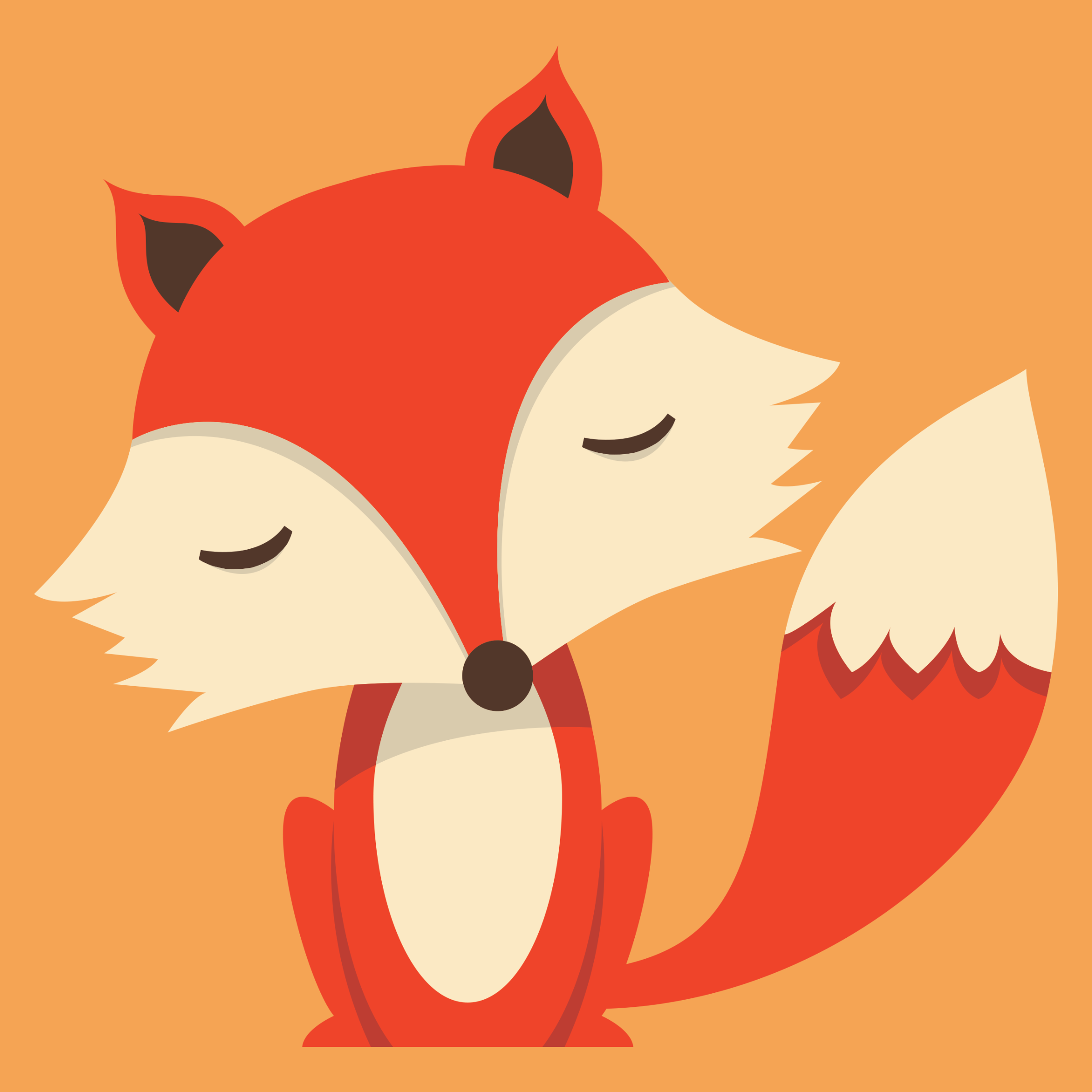 Friendly Fox
