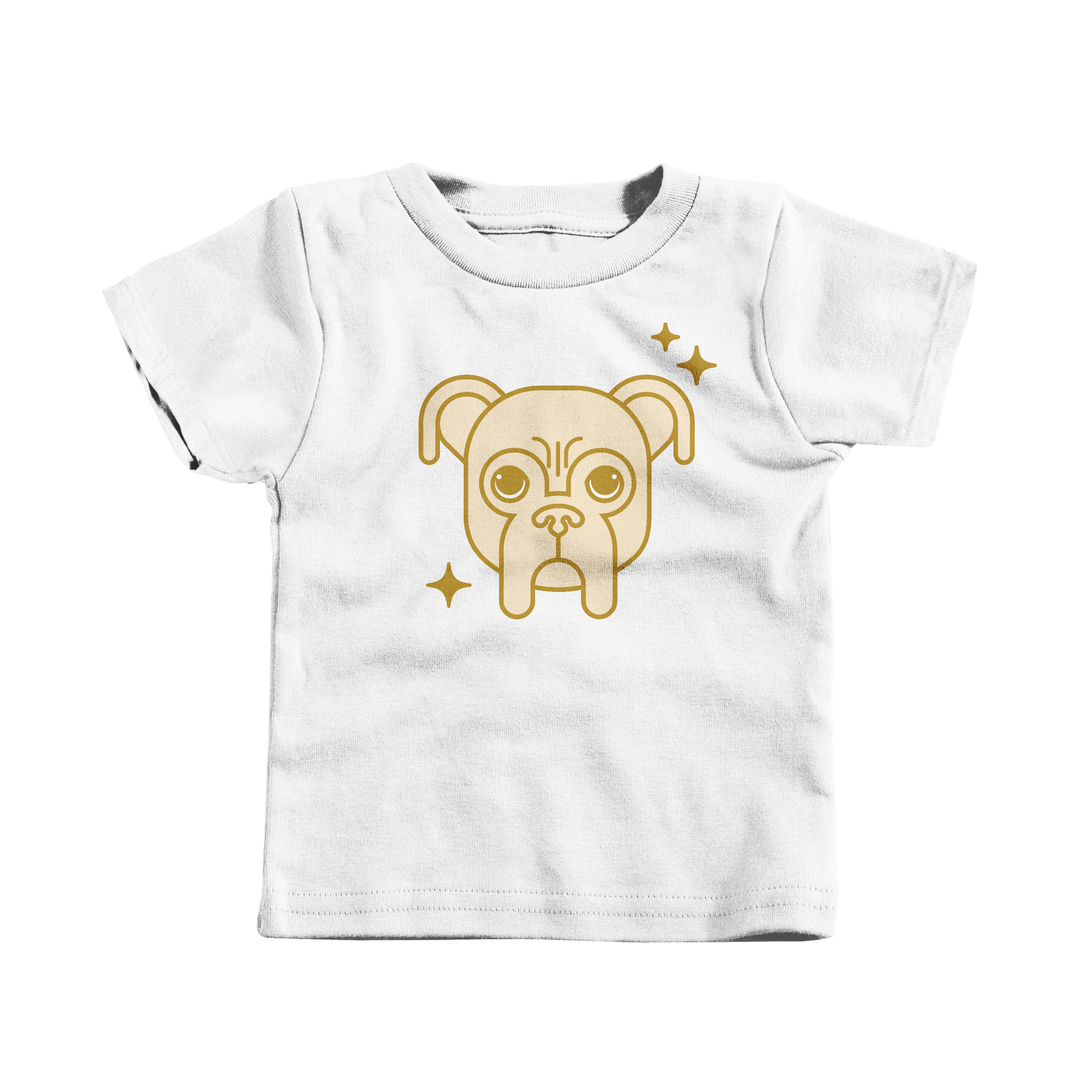 Golden Baron White (T-Shirt)