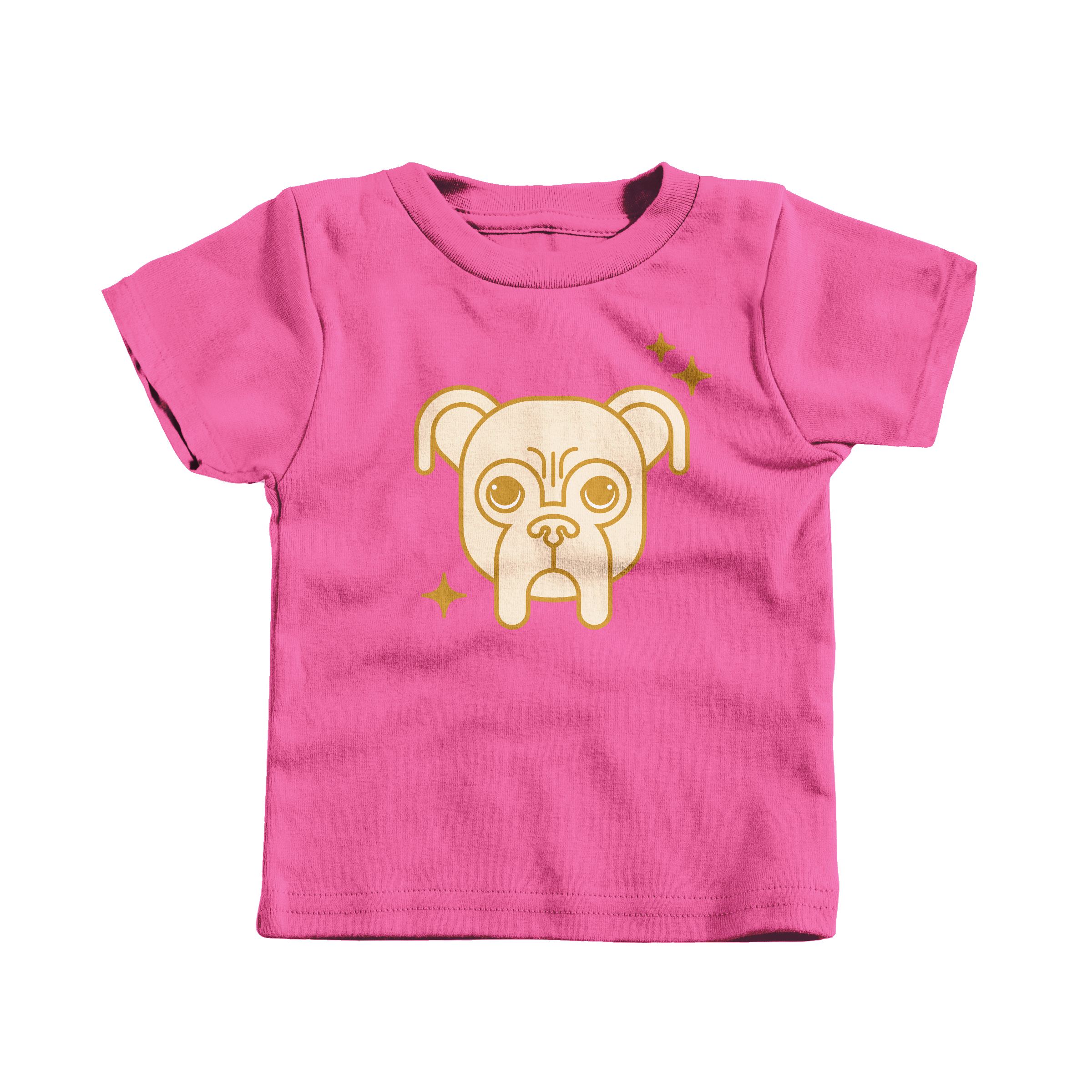Golden Baron Hot Pink (T-Shirt)