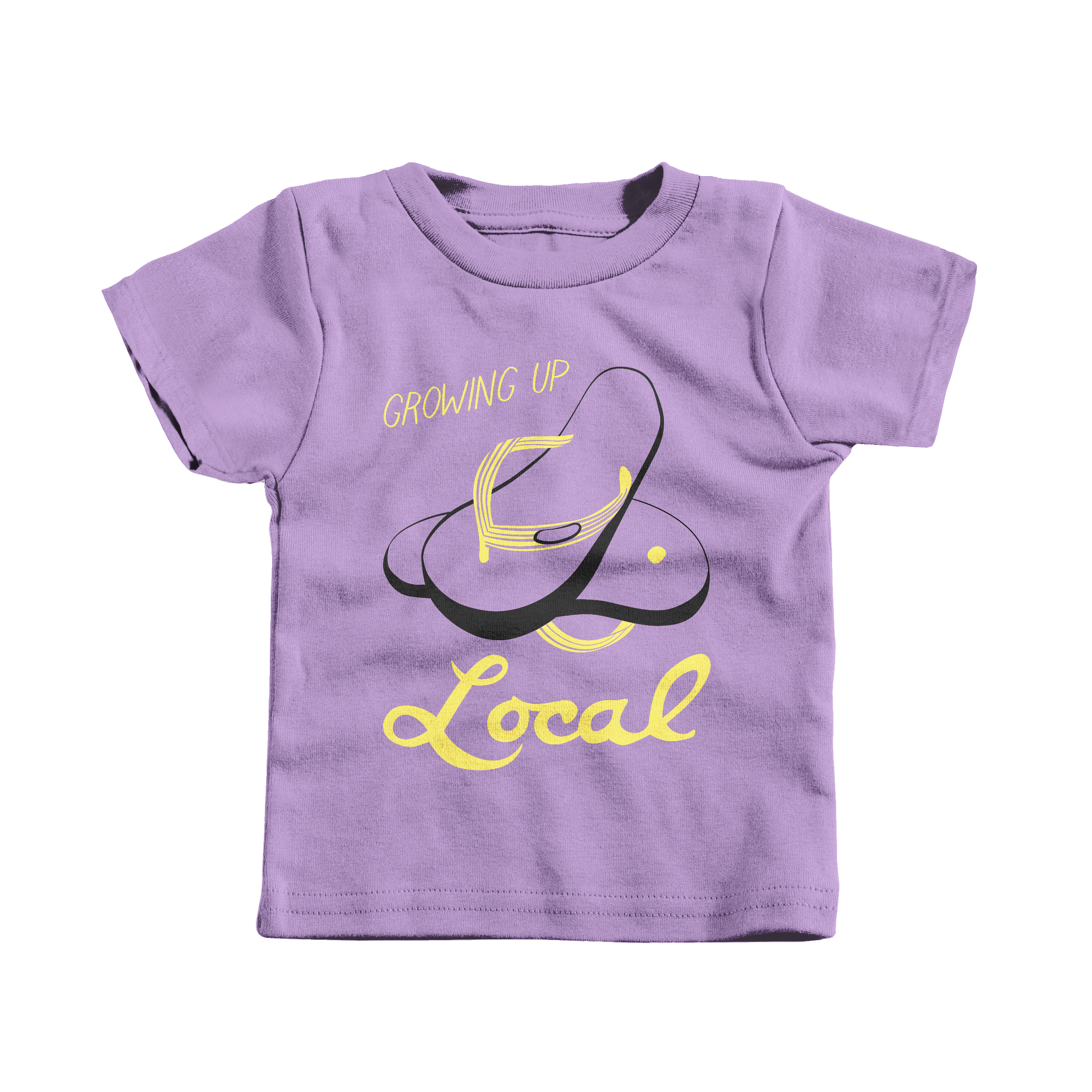 Growing Up Local Lavender (T-Shirt)