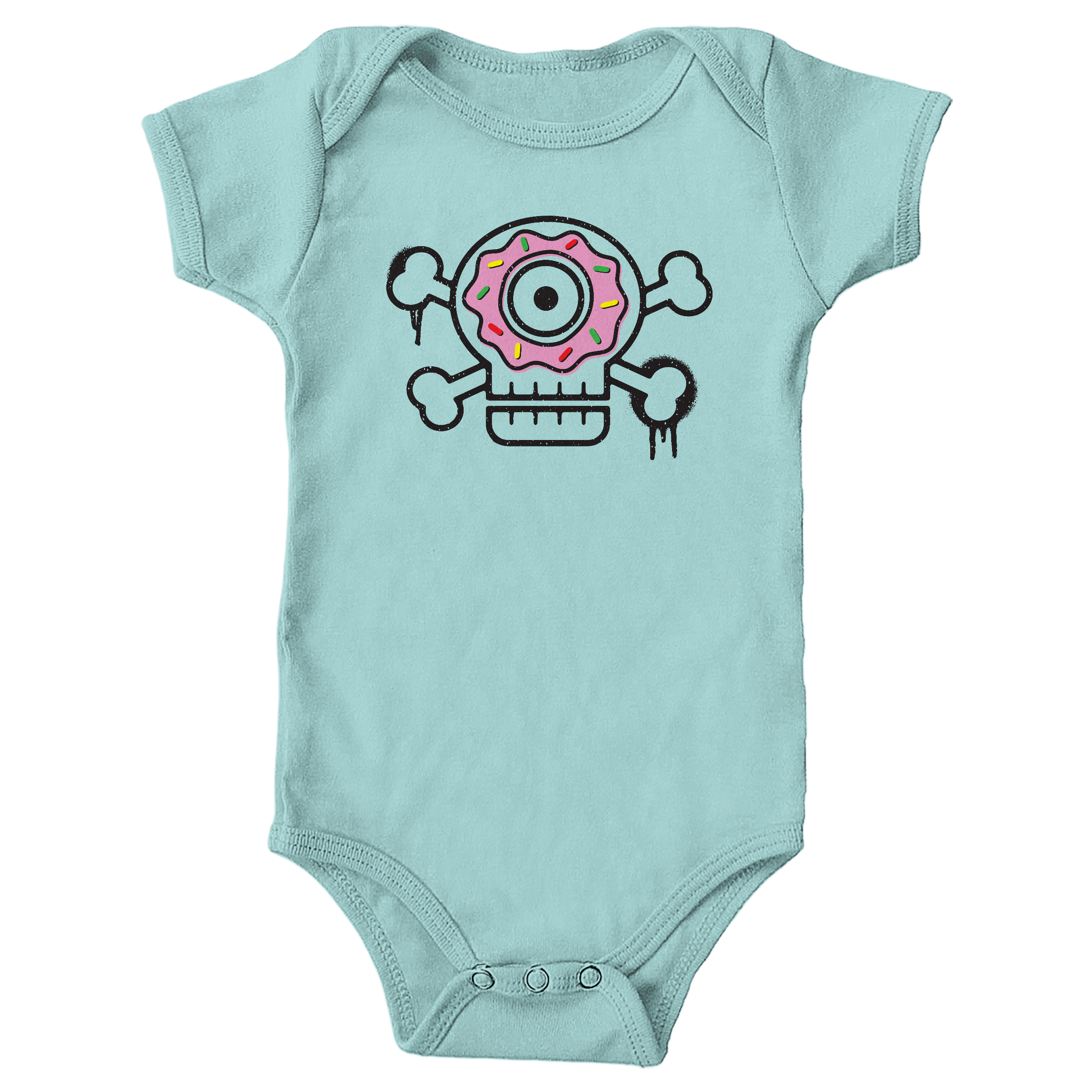 Sugar Skull Chill (Onesie)