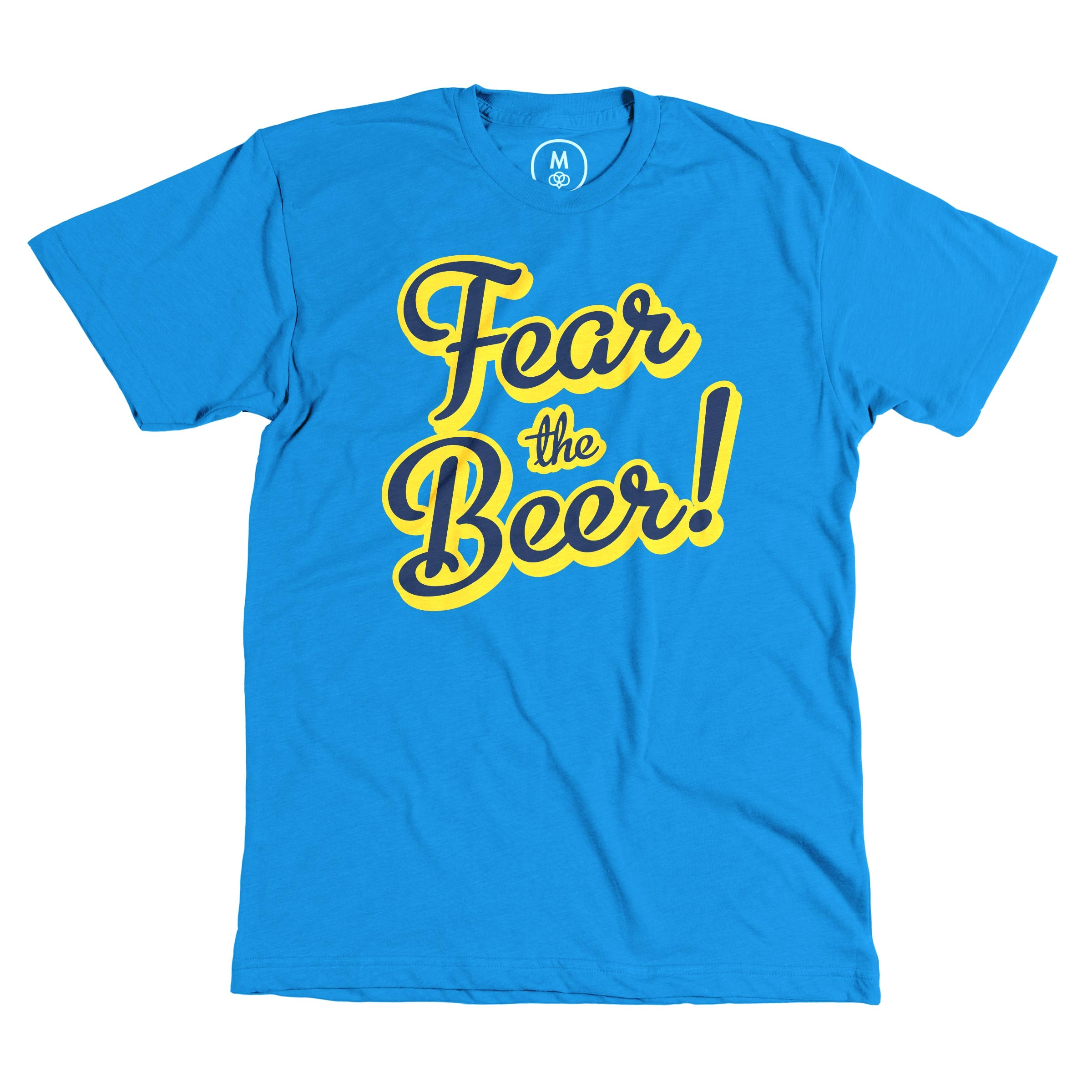 Fear the Beer! His