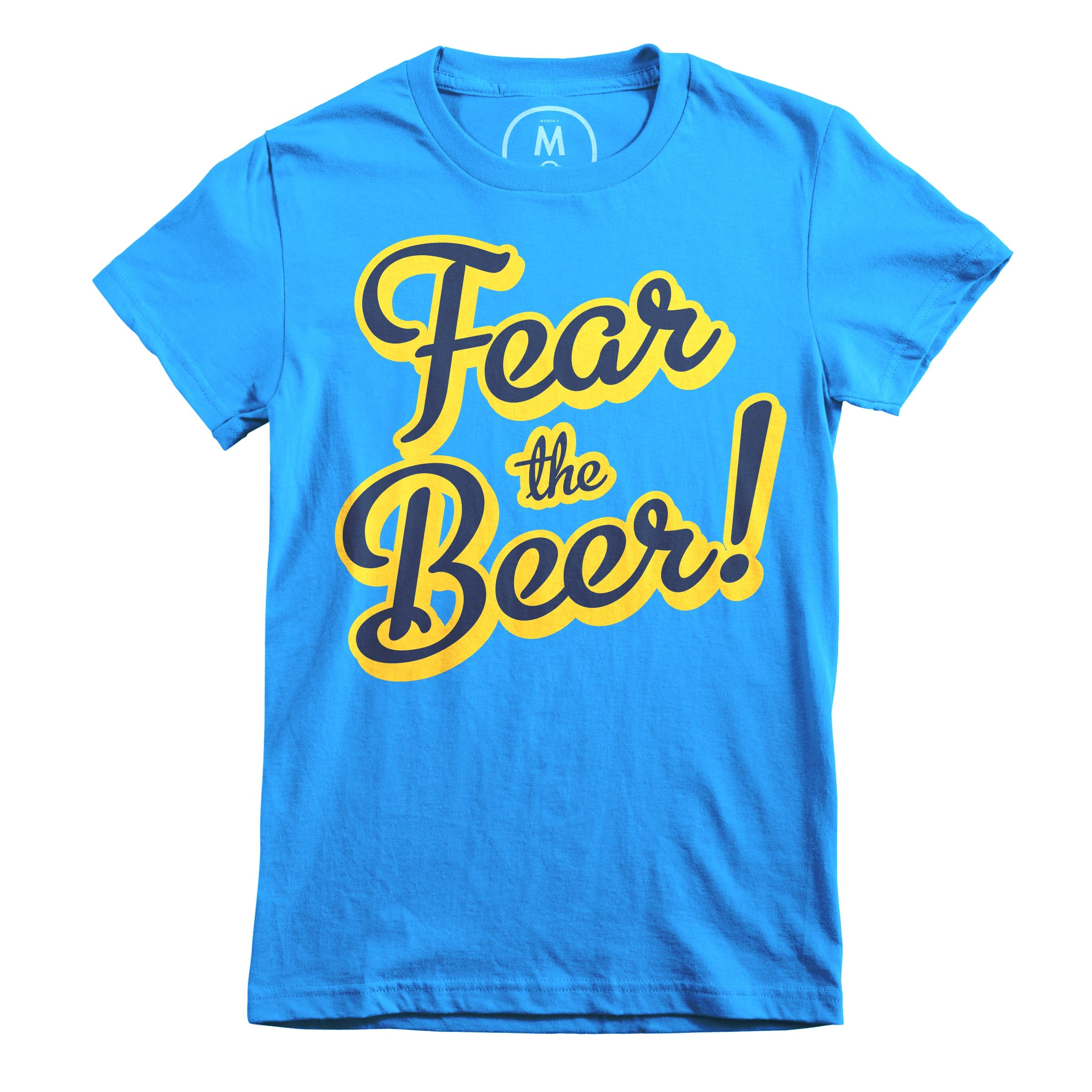 Fear the Beer! Hers