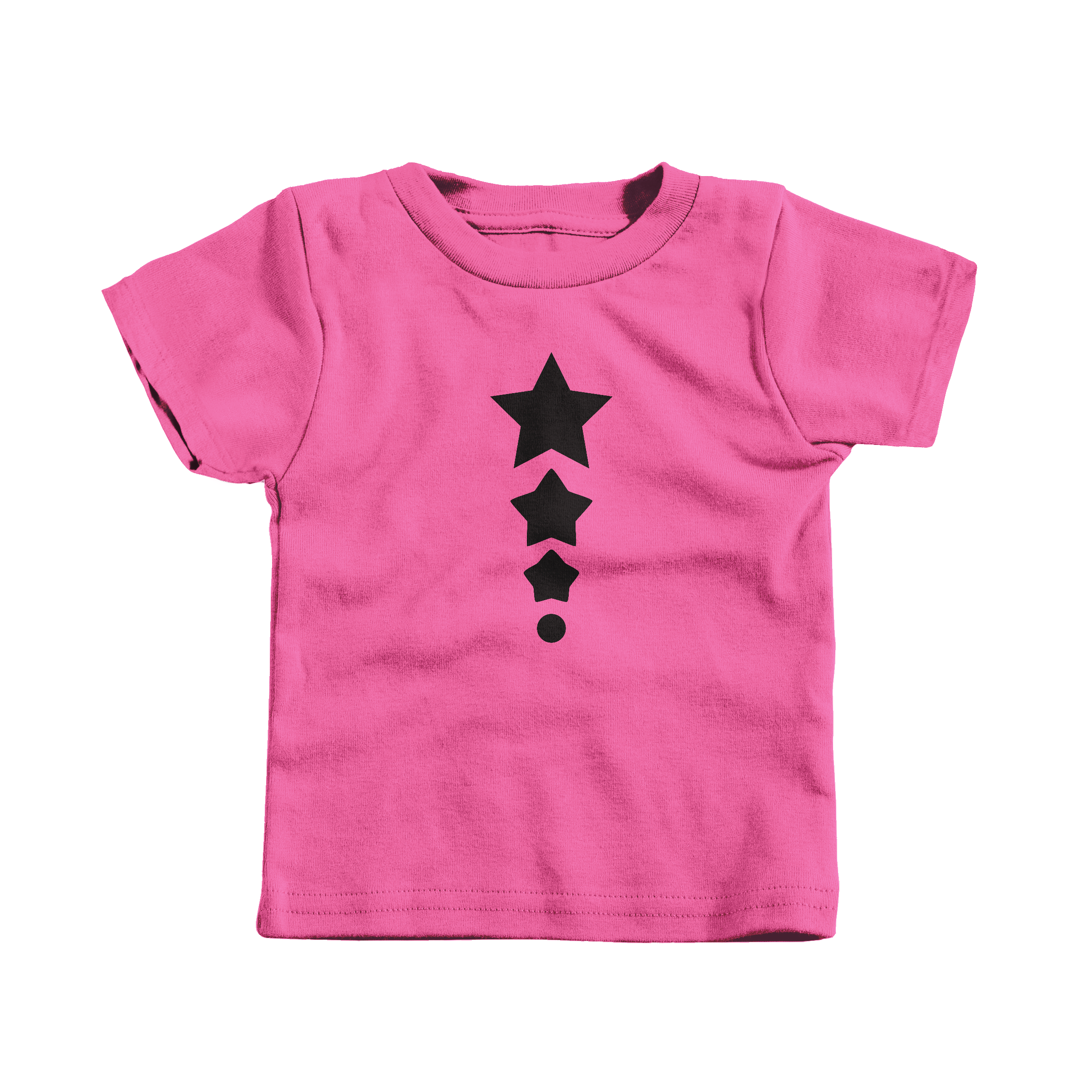 Becoming a Star Hot Pink (T-Shirt)