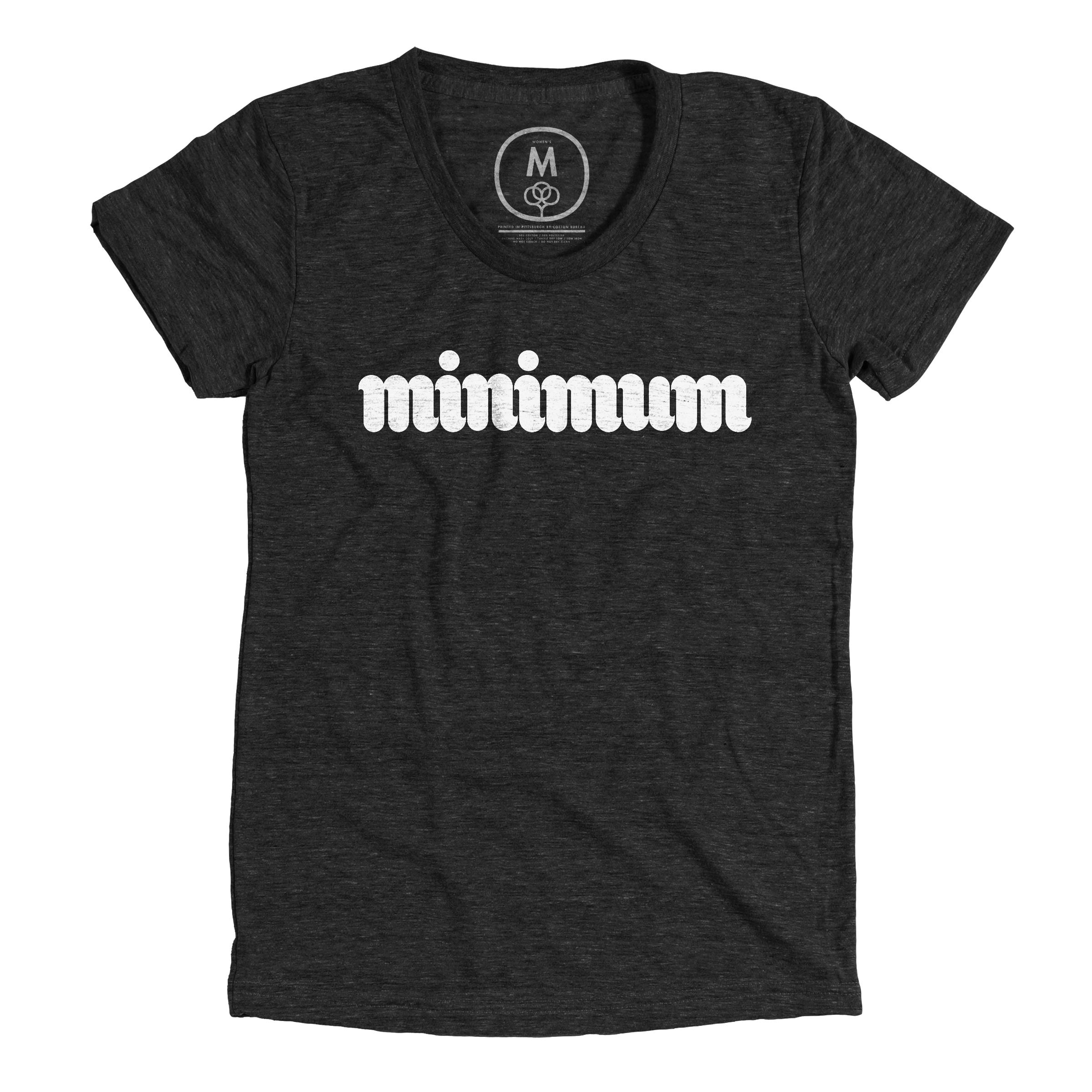 minimum Vintage Black (Women's)