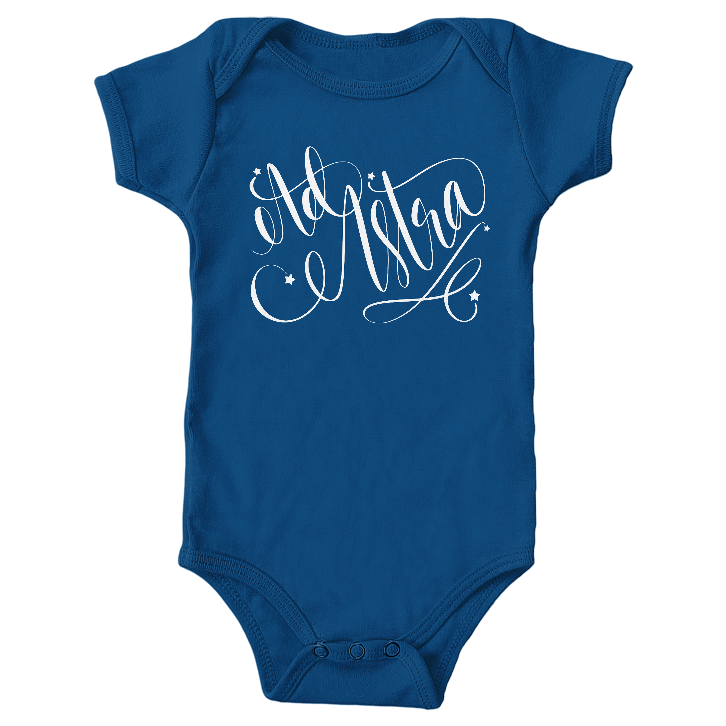 Ad Astra (to the stars) Royal (Onesie)