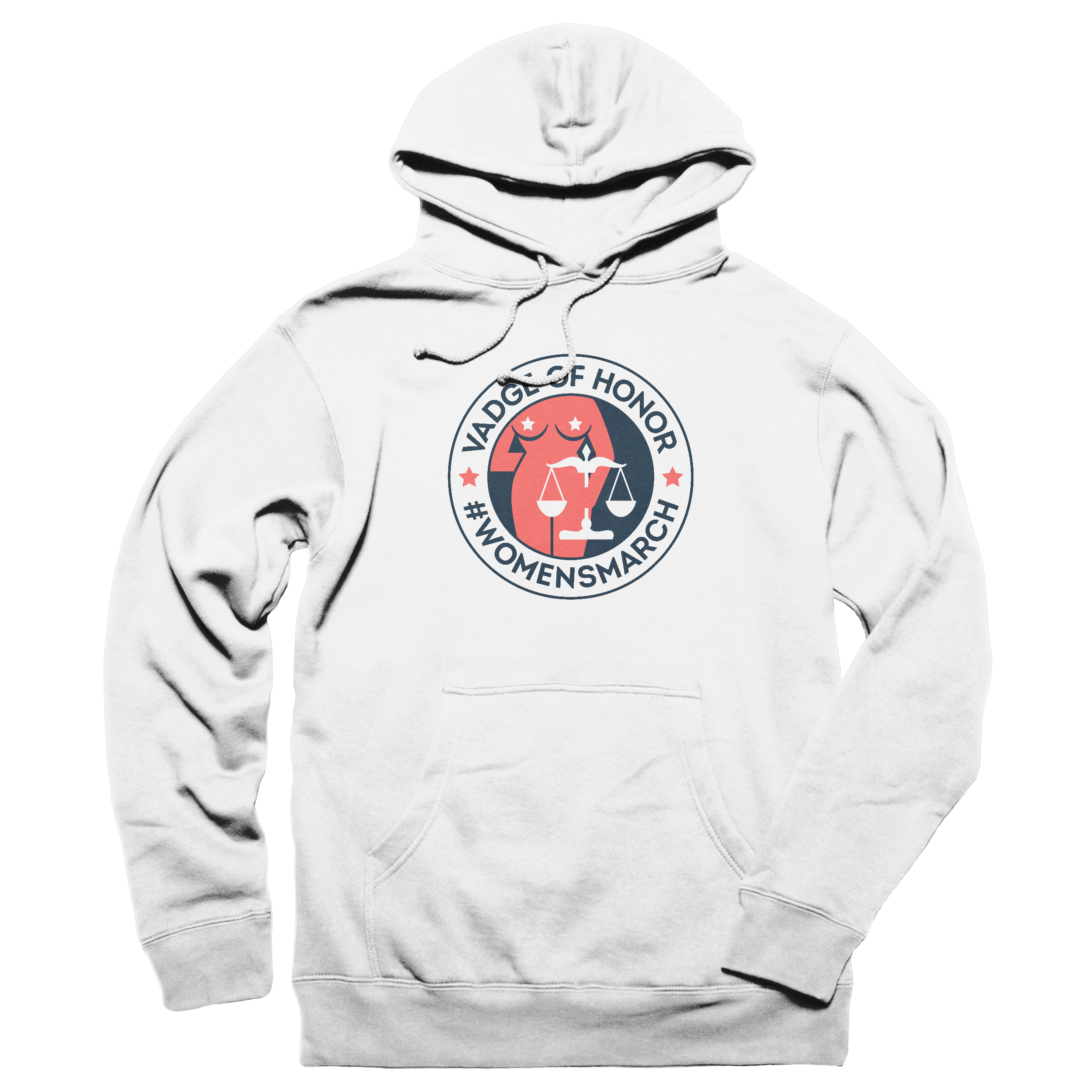 Vadge of Honor Pullover Crewneck
