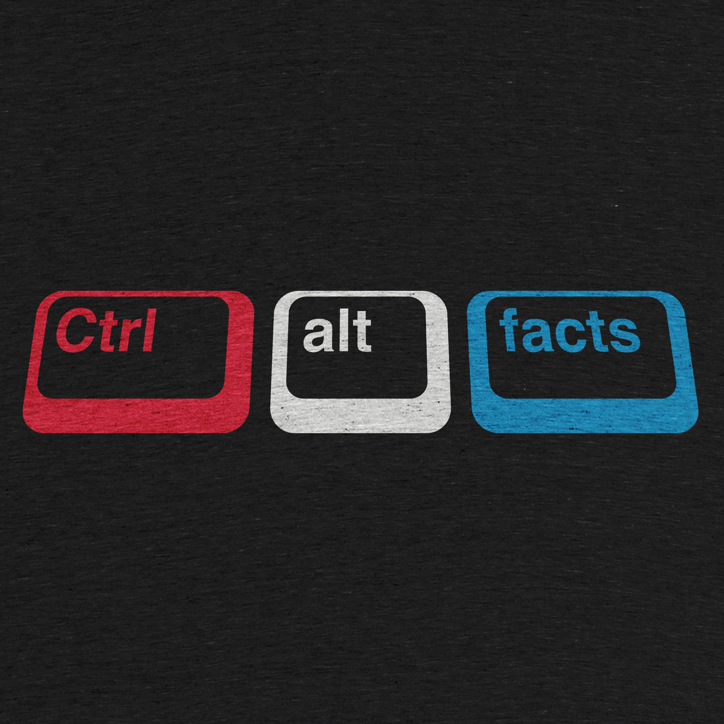 Ctrl + Alt + Facts