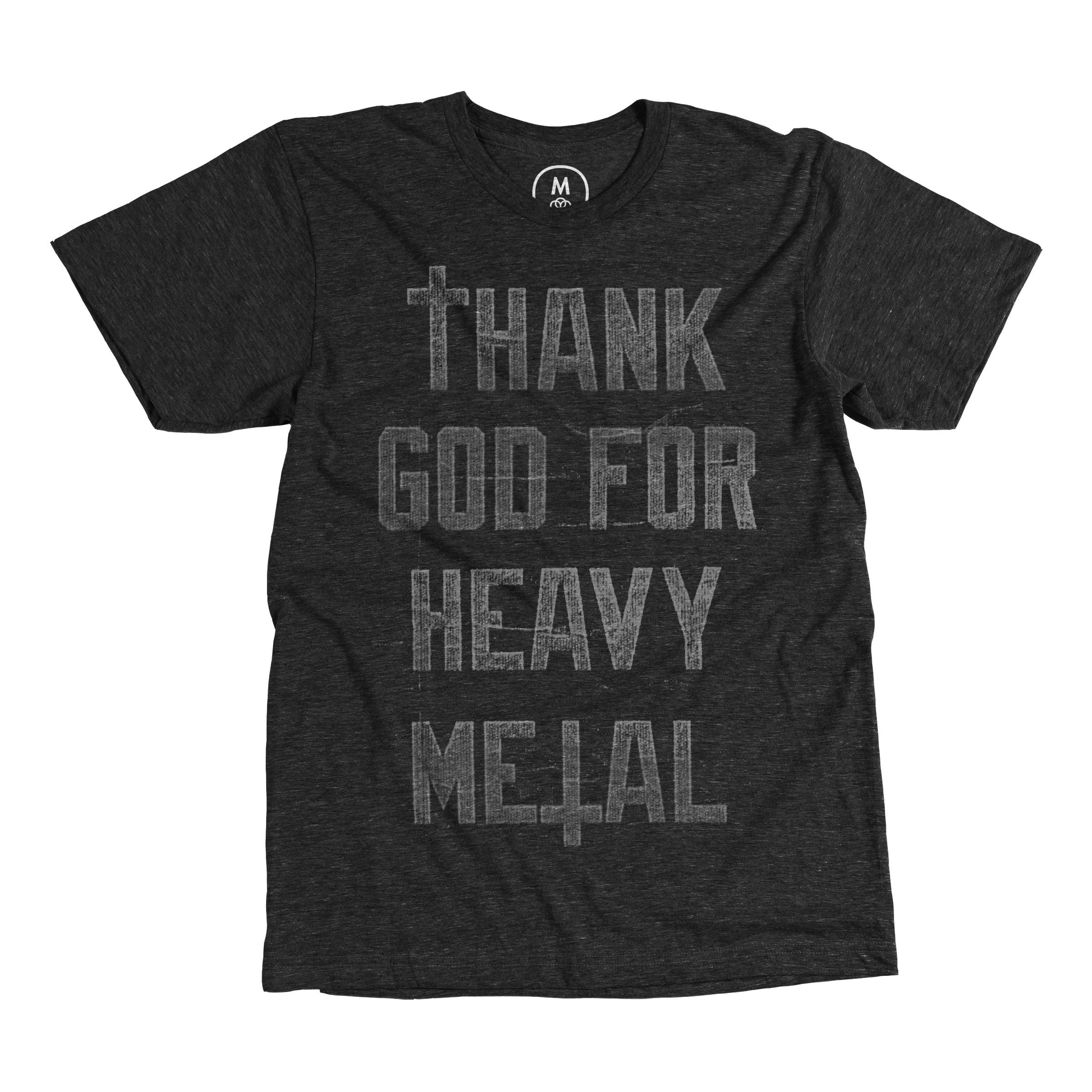 Thank God For Heavy Metal